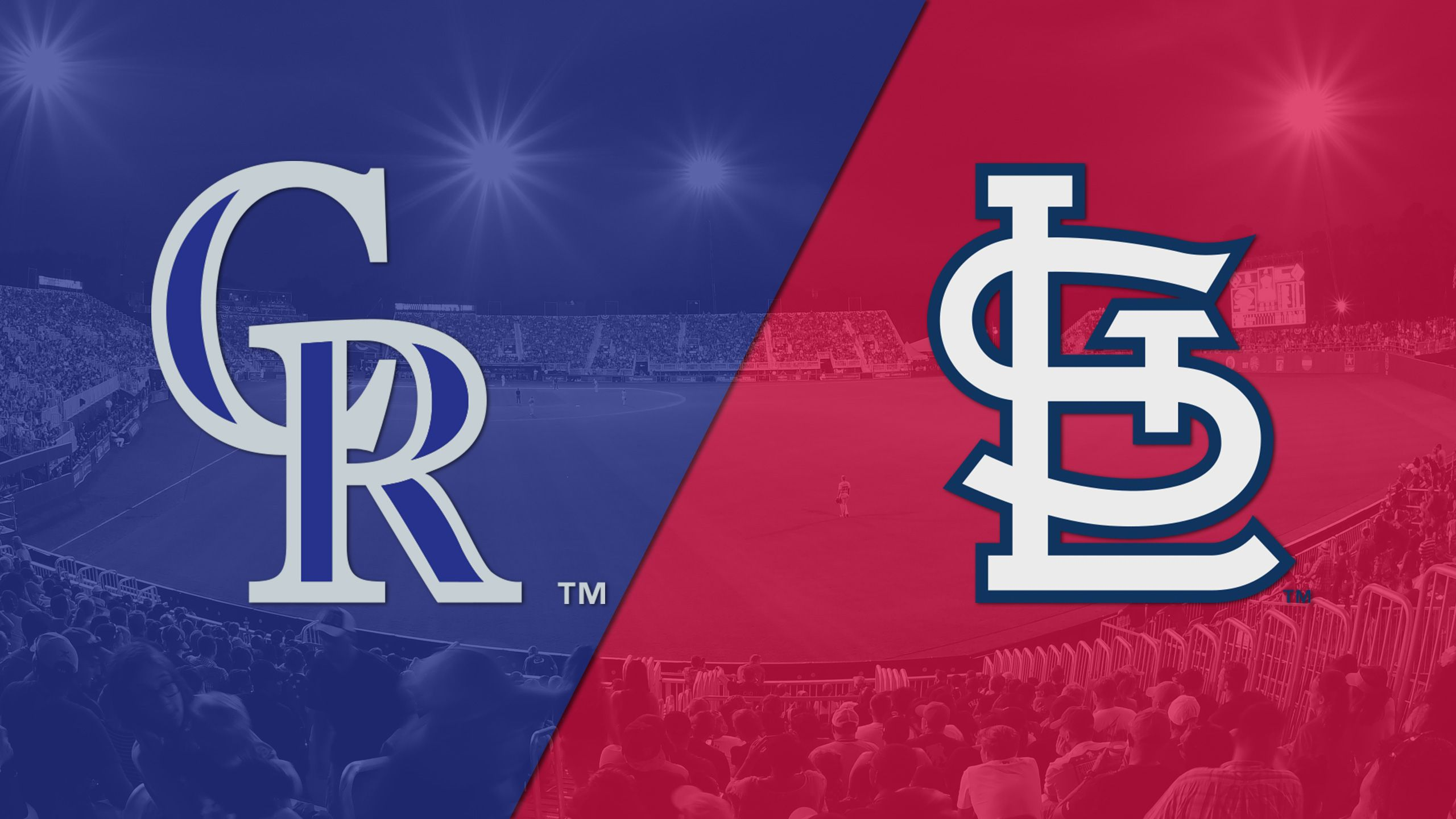 Colorado Rockies vs. St. Louis Cardinals (re-air)