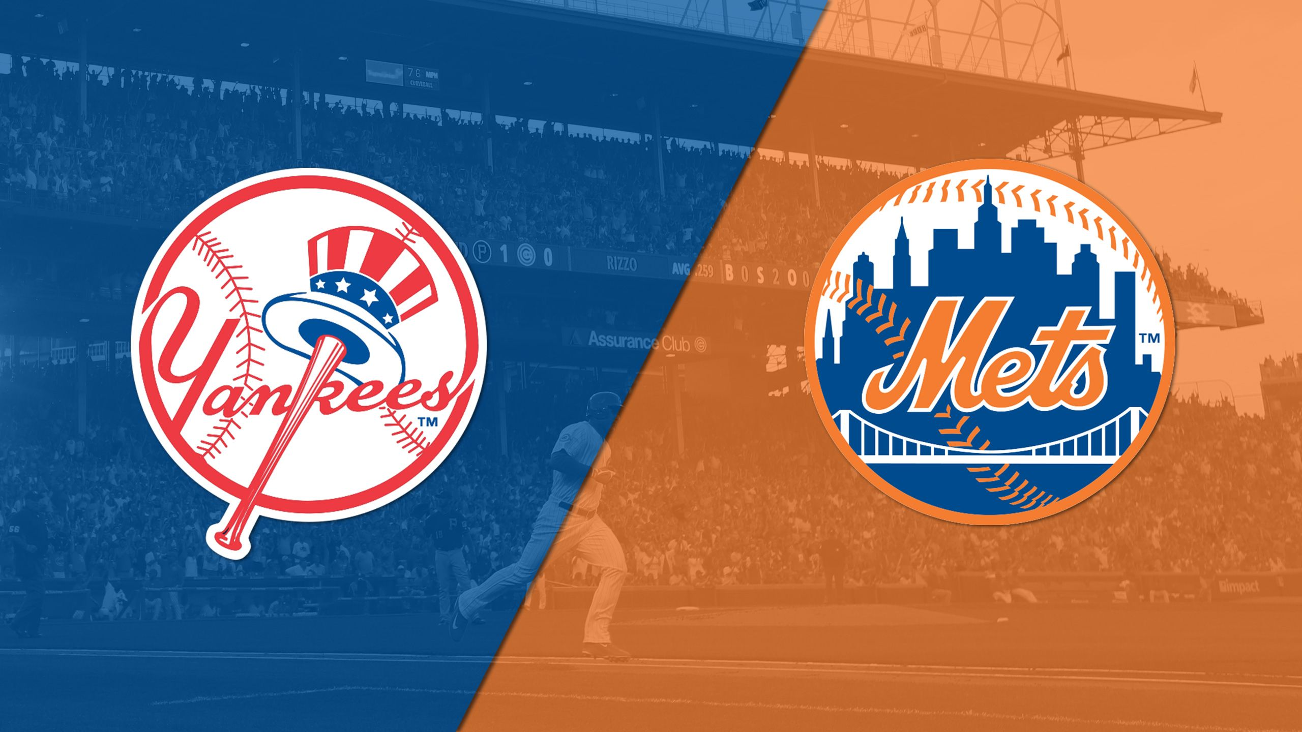 New York Yankees vs. New York Mets (re-air)