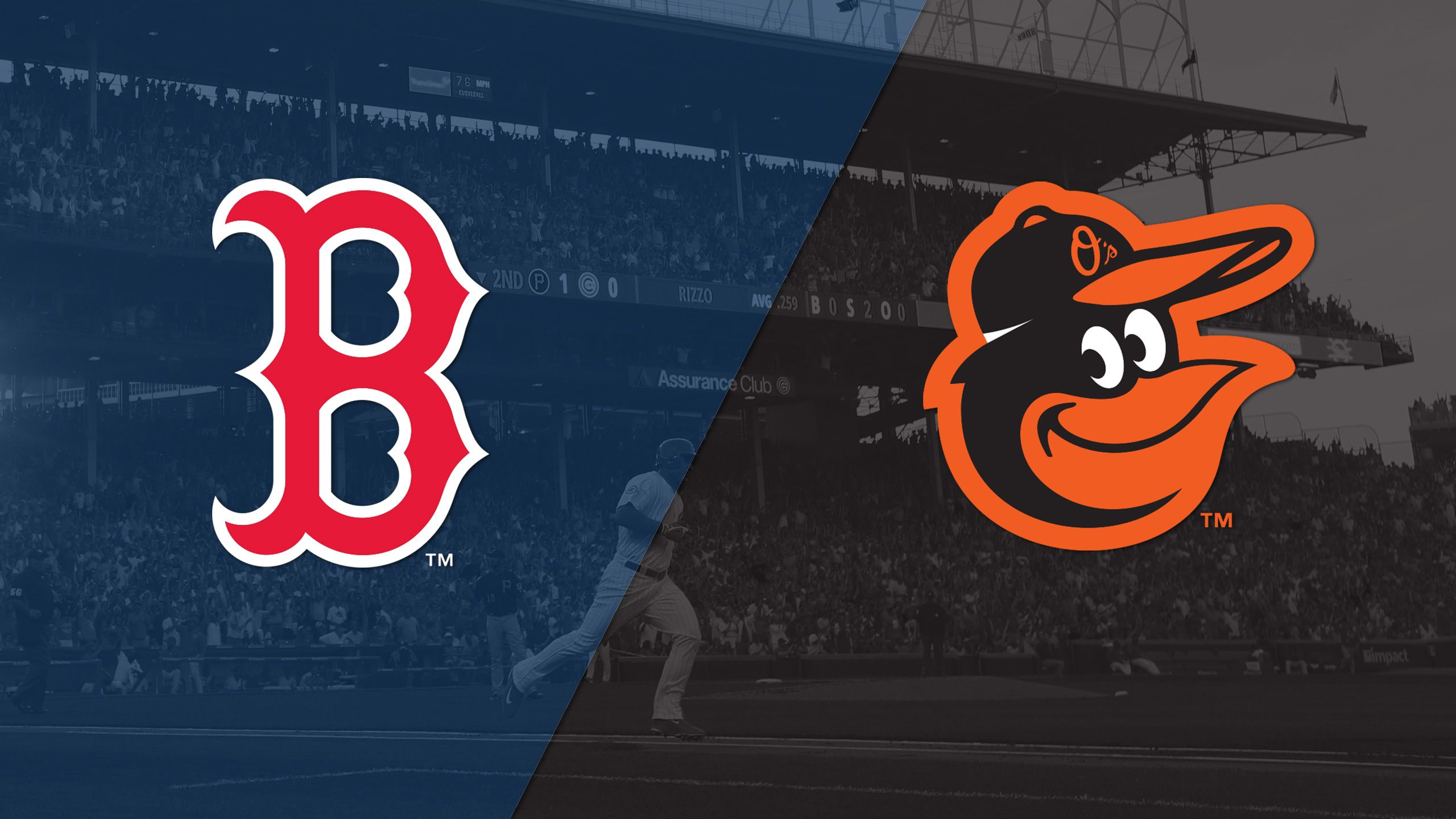 Boston Red Sox vs. Baltimore Orioles (re-air)