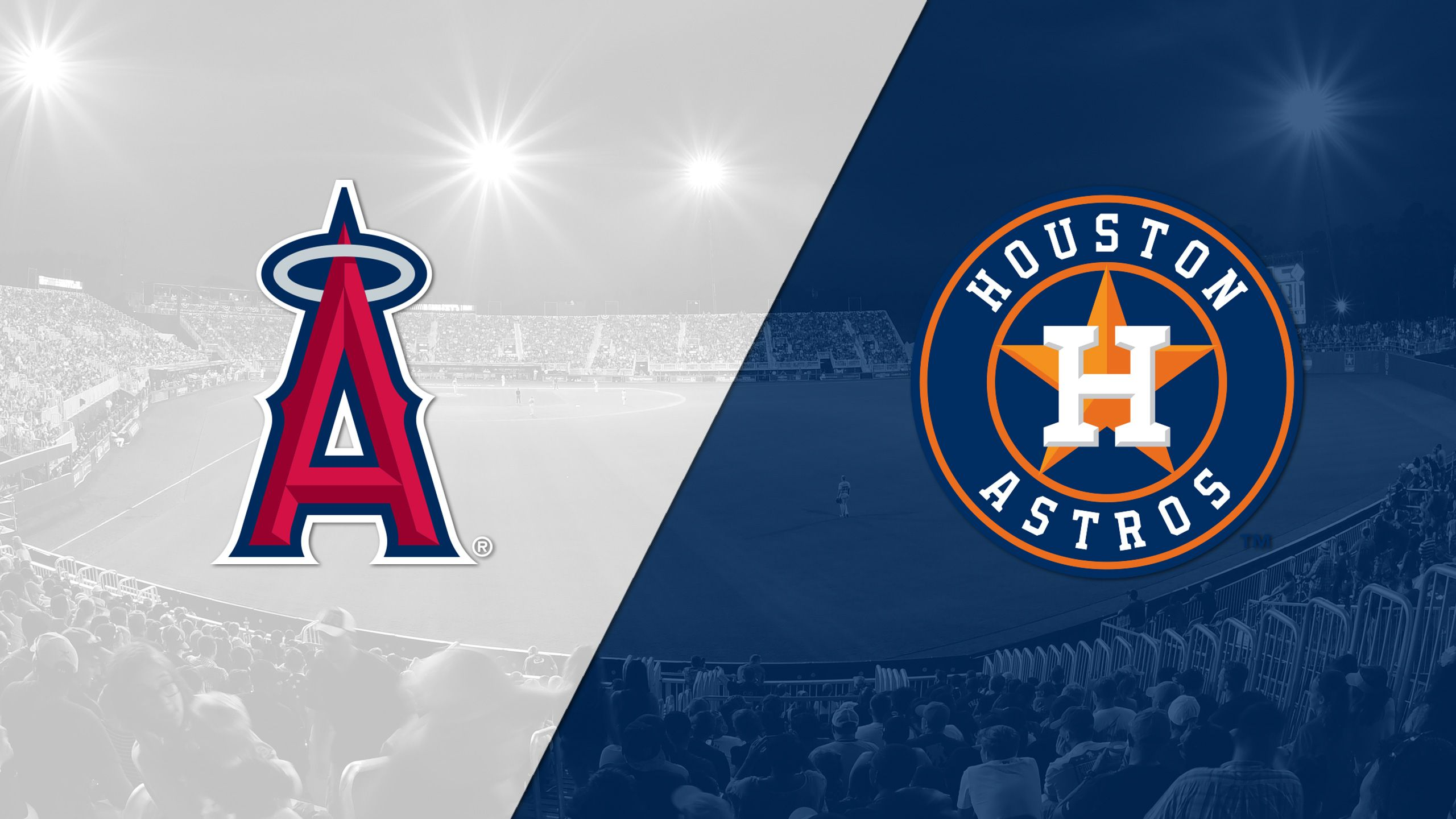 Los Angeles Angels of Anaheim vs. Houston Astros (re-air)