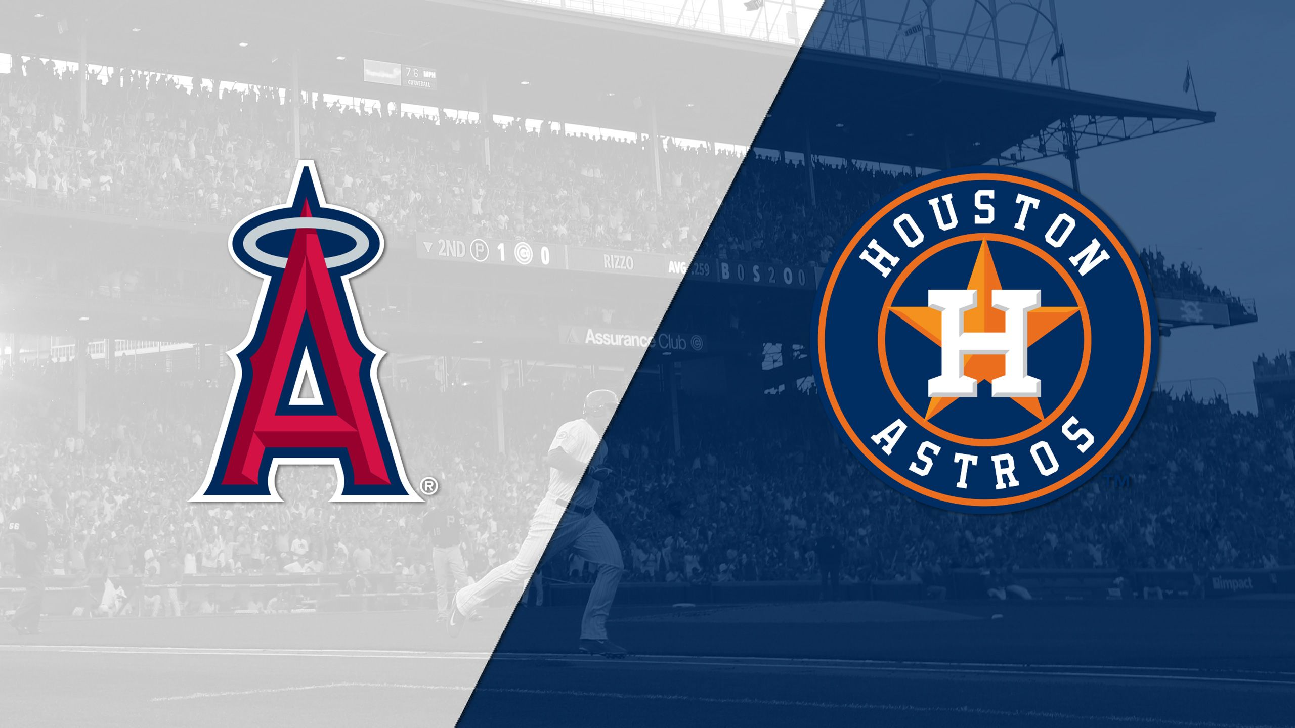 In Spanish - In Spanish - Los Angeles Angels of Anaheim vs. Houston Astros