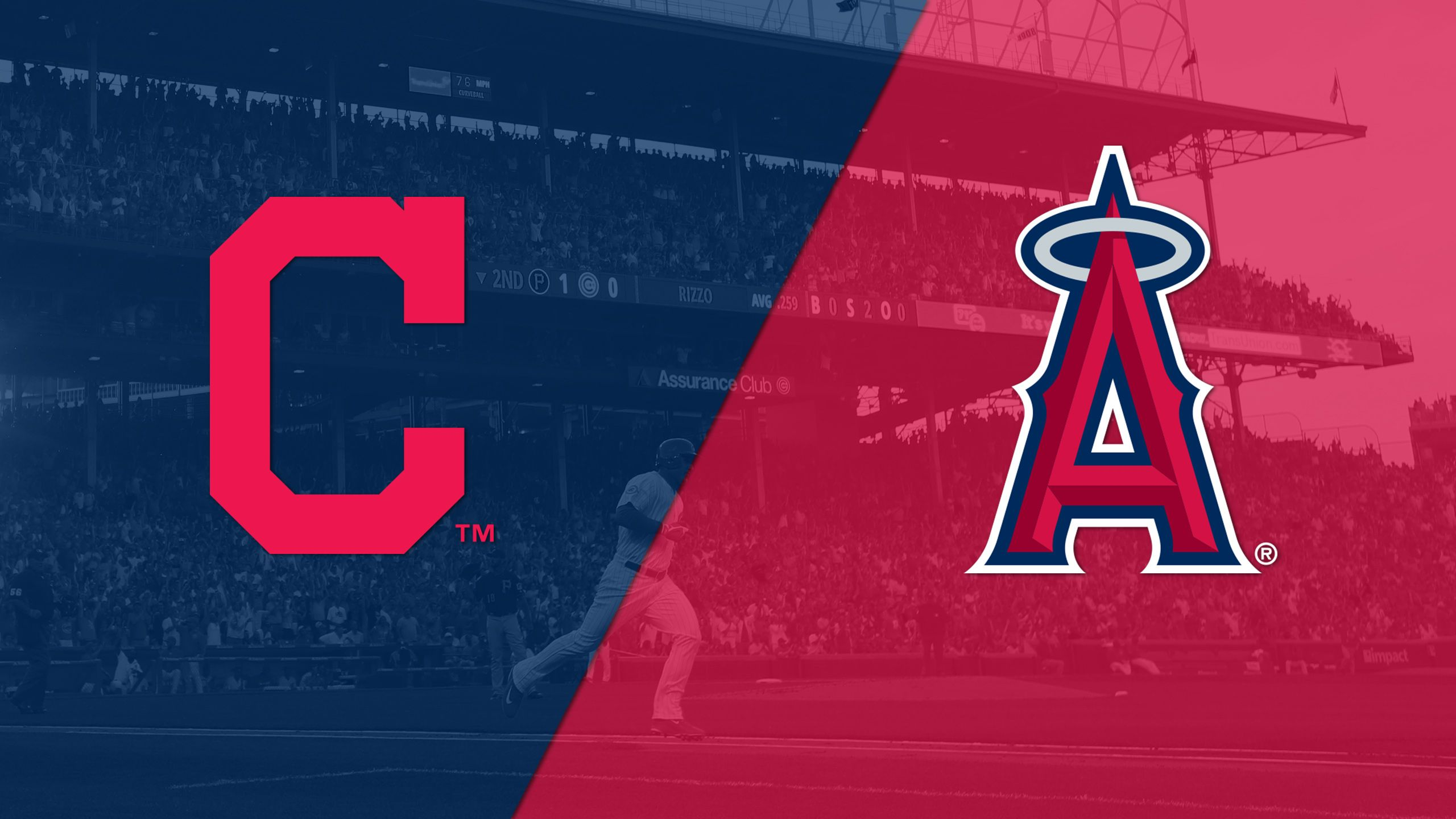 Cleveland Indians vs. Los Angeles Angels of Anaheim