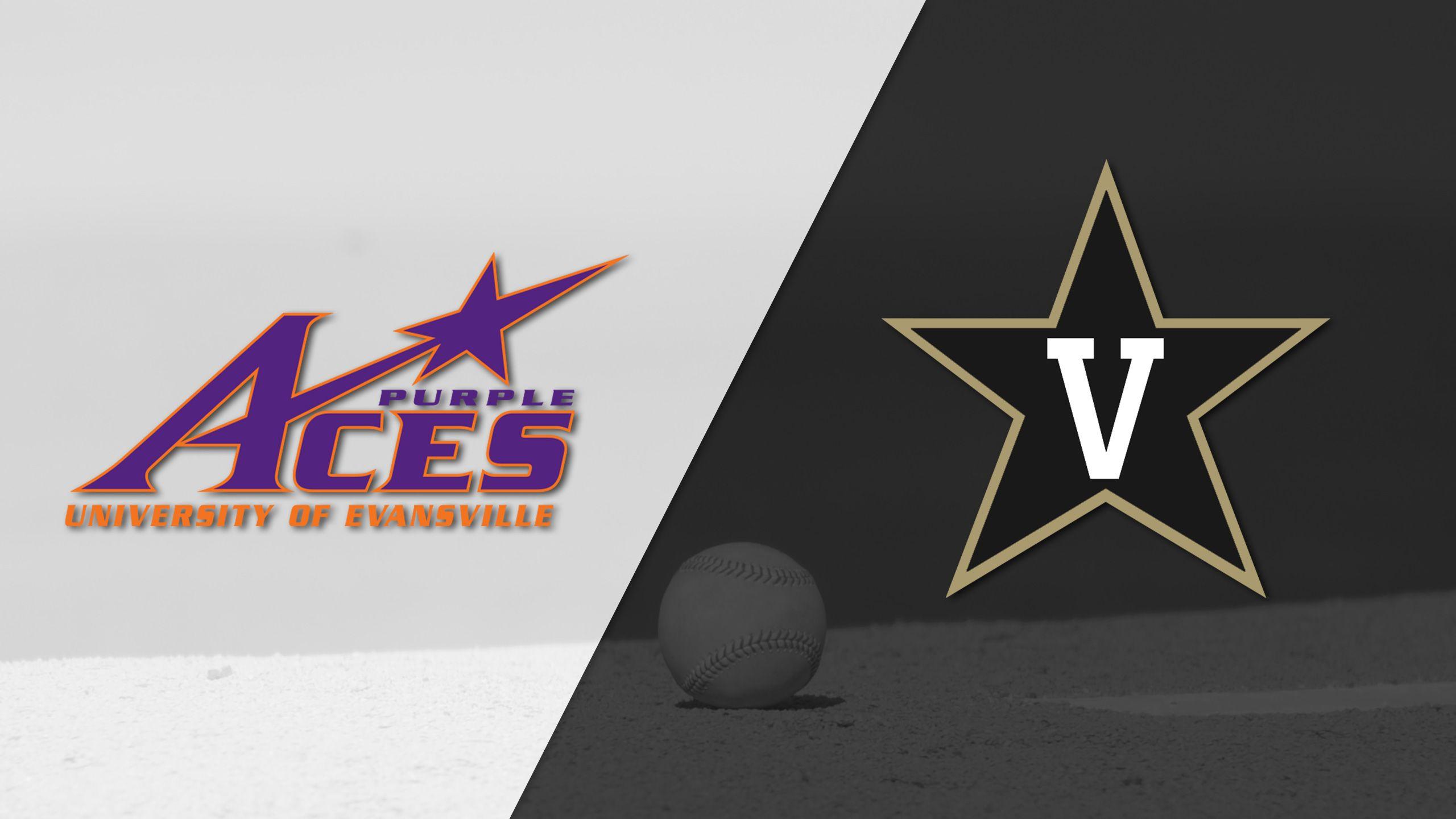 Evansville vs. #6 Vanderbilt (Baseball)