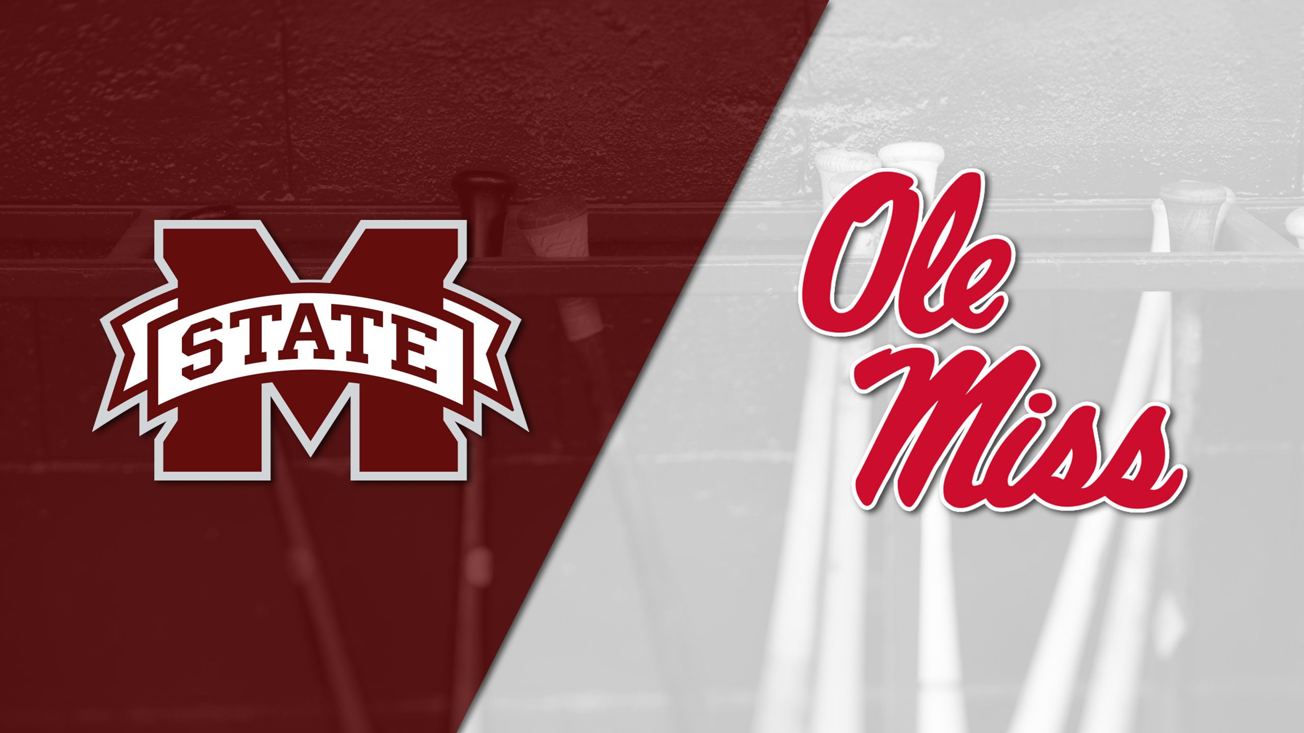 #13 Mississippi State vs. Ole Miss (Baseball)