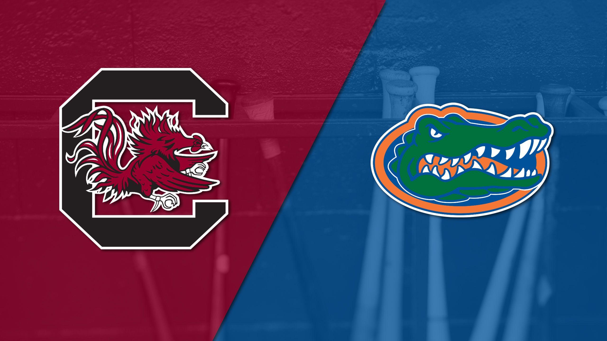 #18 South Carolina vs. #10 Florida (Baseball)