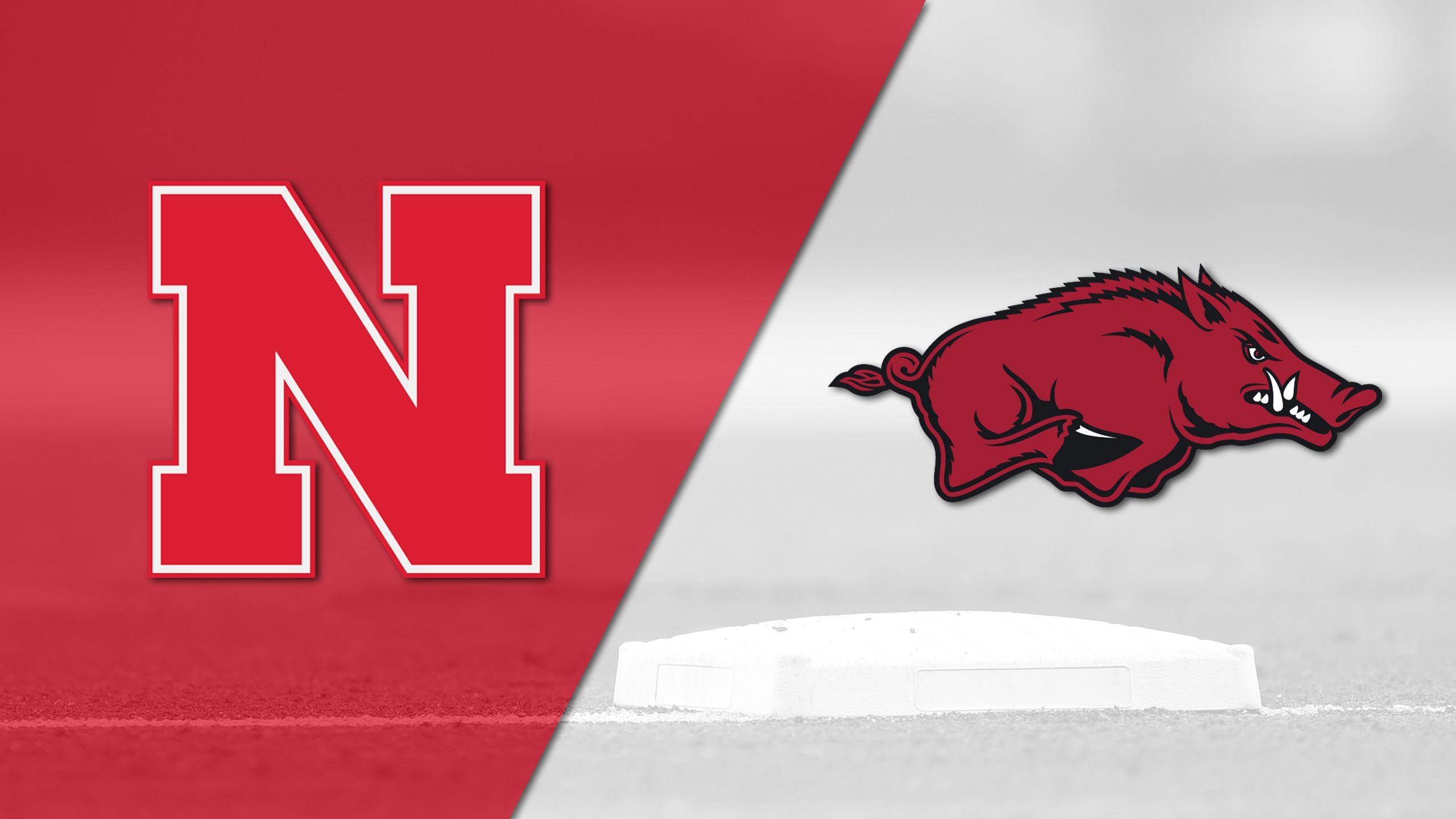 Nebraska vs. Arkansas (Baseball)