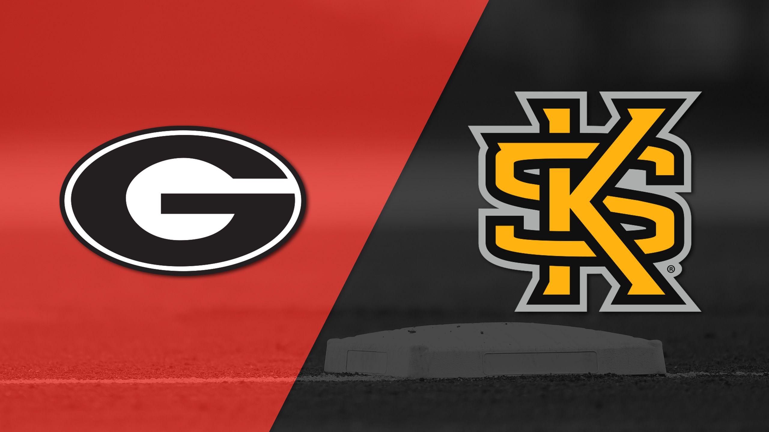 Georgia vs. Kennesaw State (Baseball)