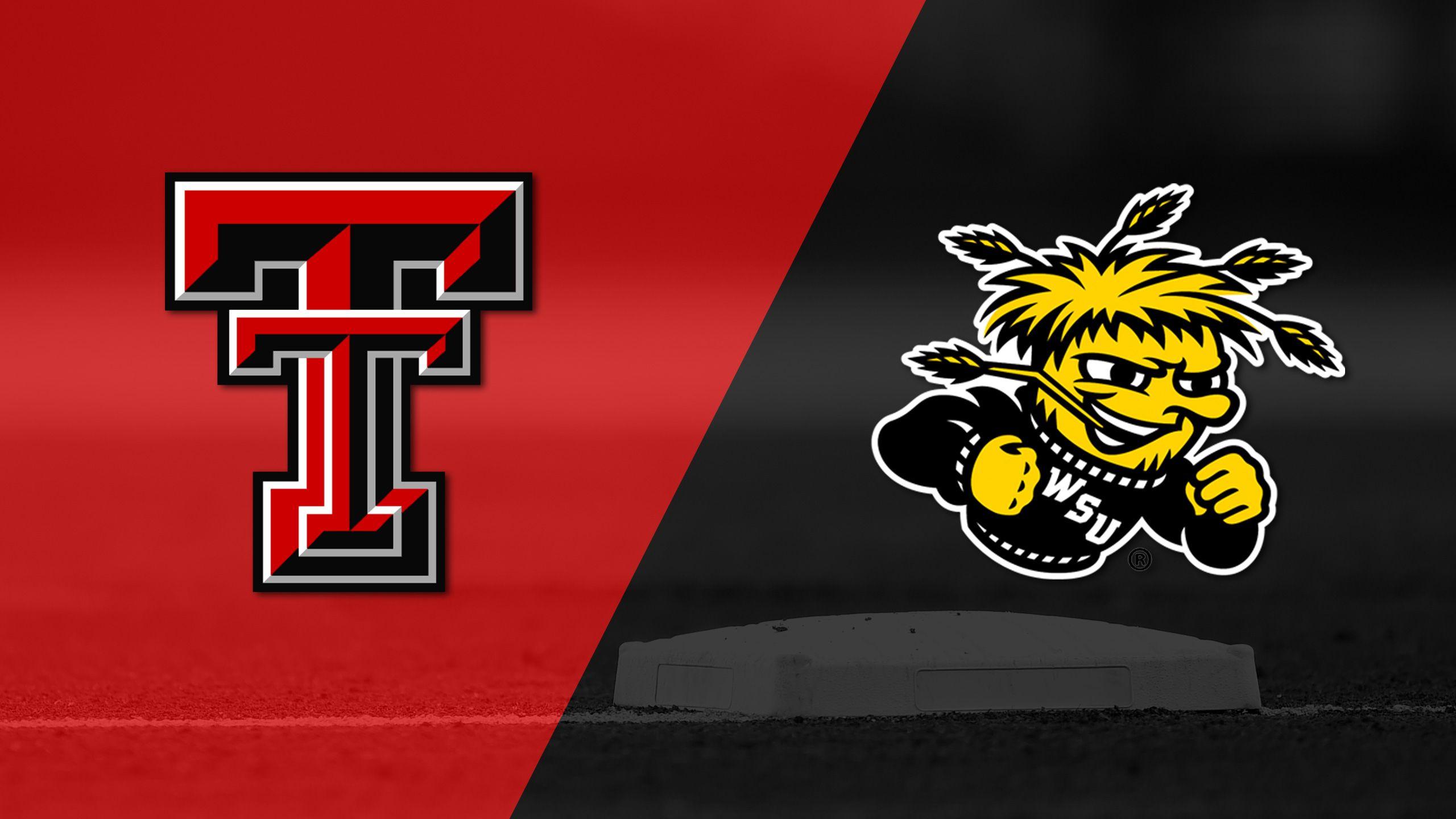 #3 Texas Tech vs. Wichita State (Baseball)