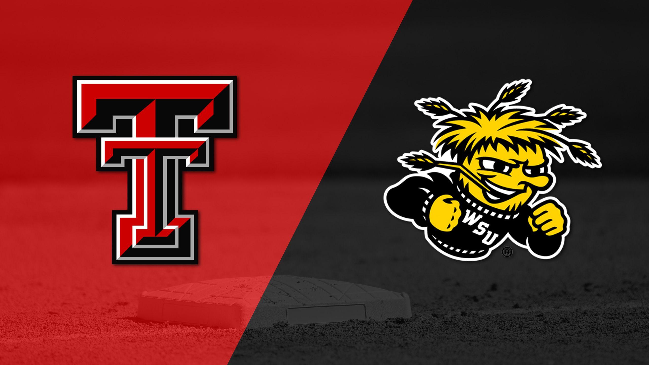 Texas Tech vs. Wichita State (Baseball)