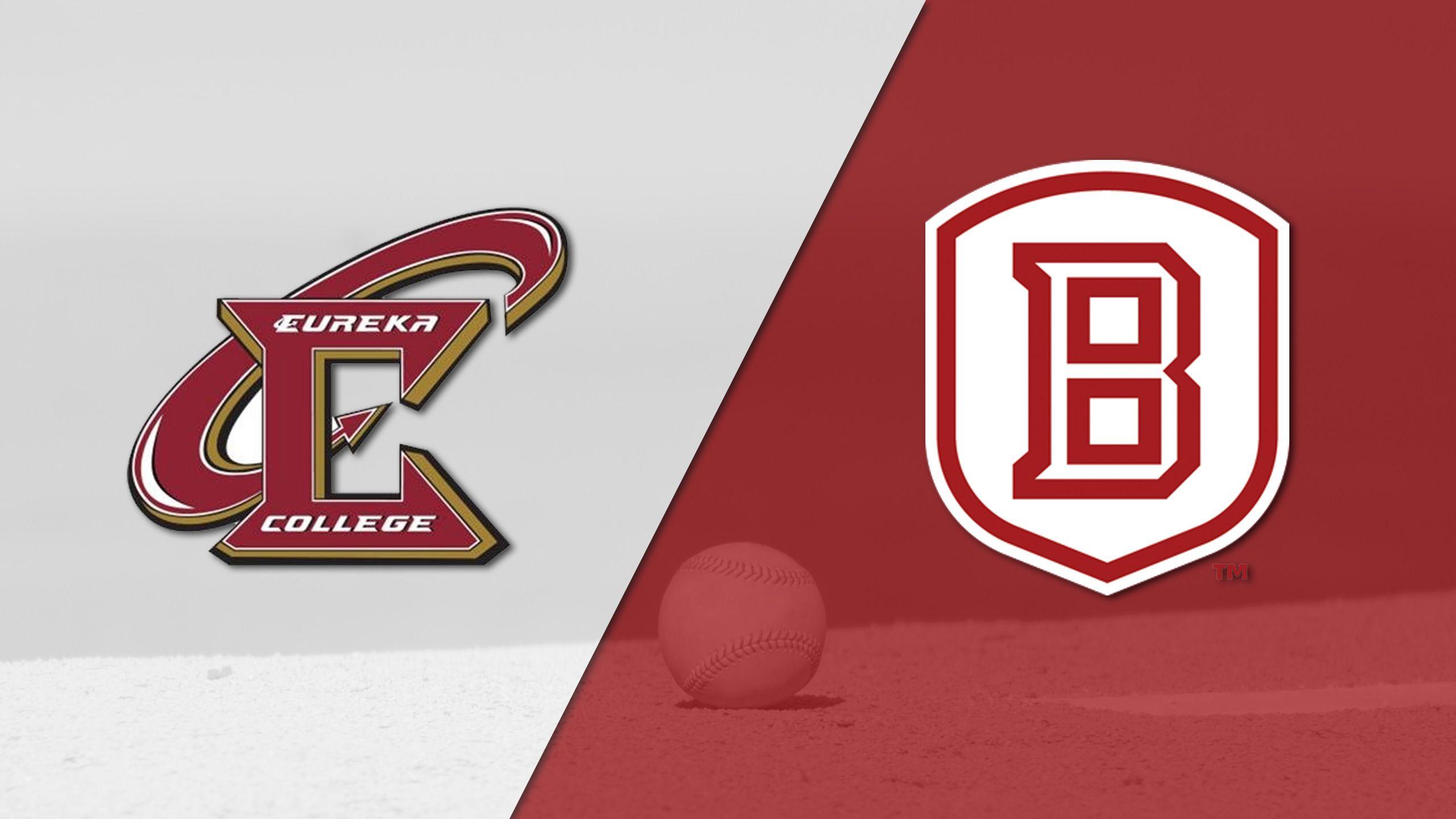 Eureka vs. Bradley (Baseball)