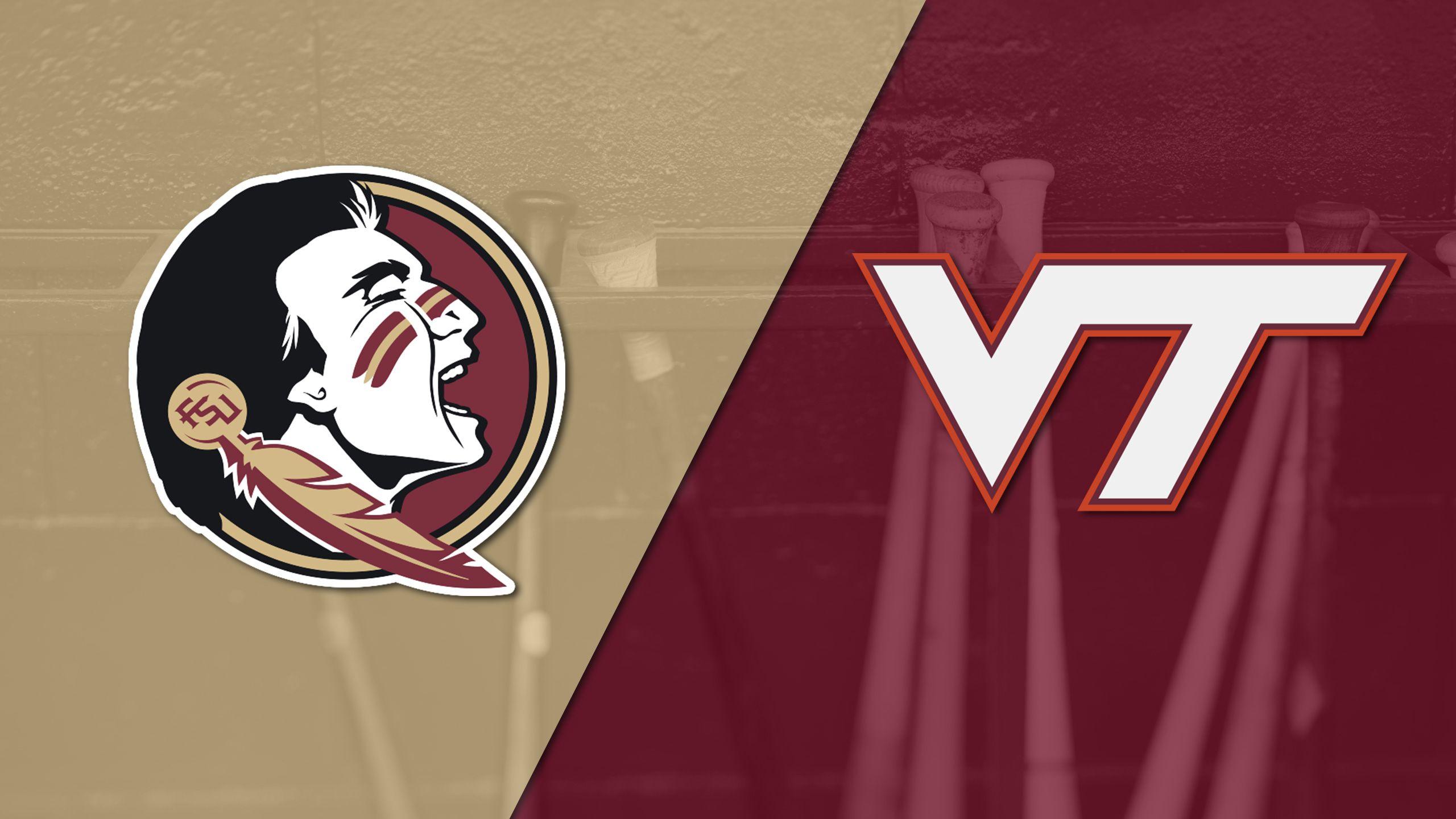 #3 Florida State vs. Virginia Tech (Baseball)