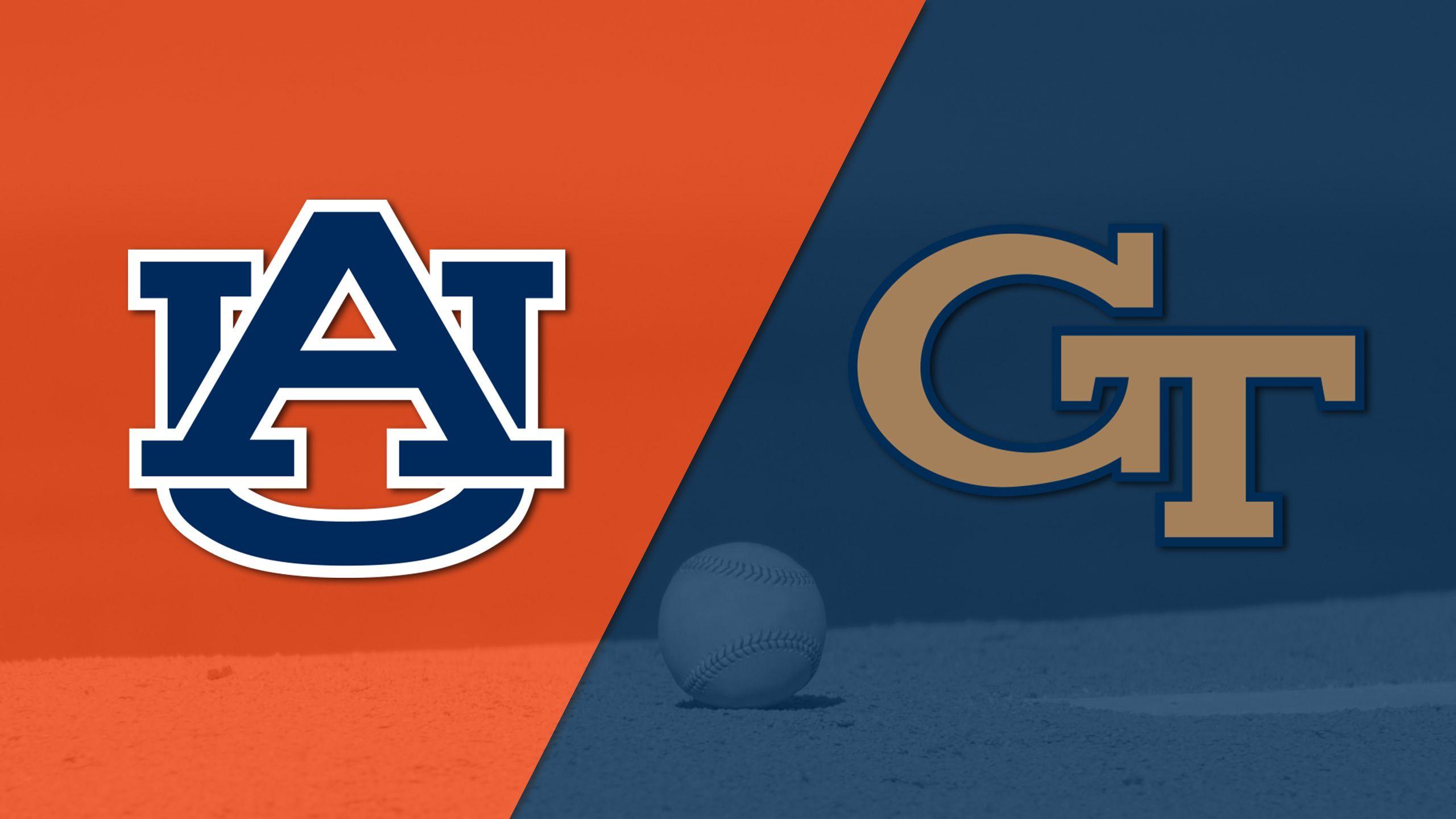 #24 Auburn vs. Georgia Tech (Baseball)