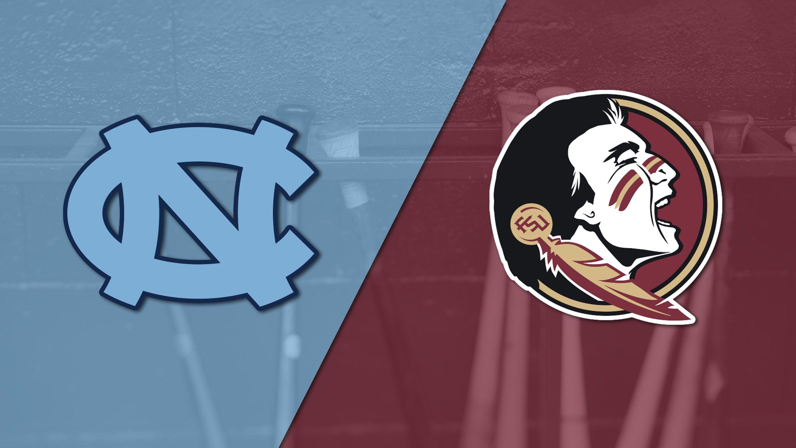 #7 North Carolina vs. #10 Florida State (Baseball)
