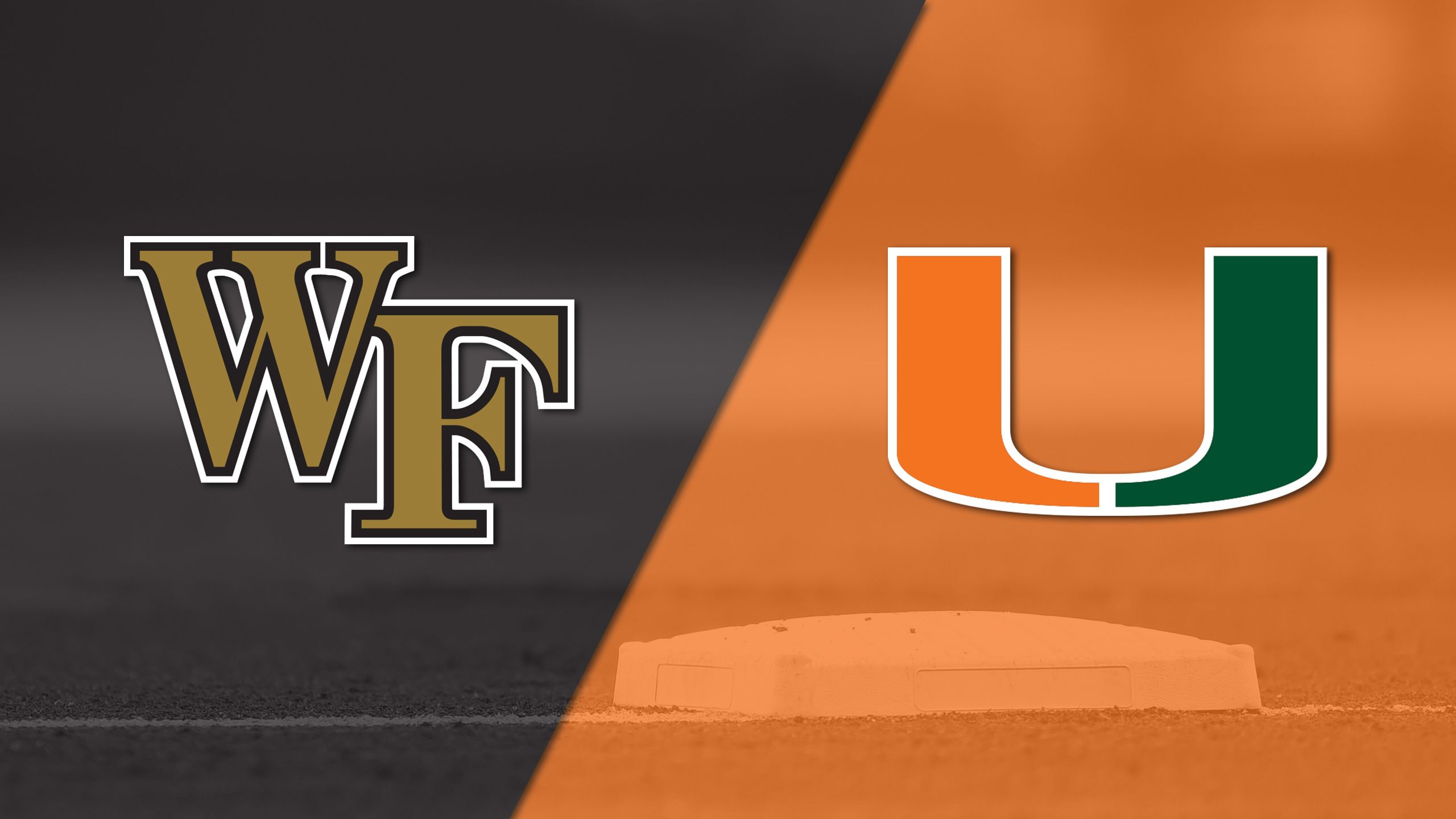 Wake Forest vs. Miami (Baseball)