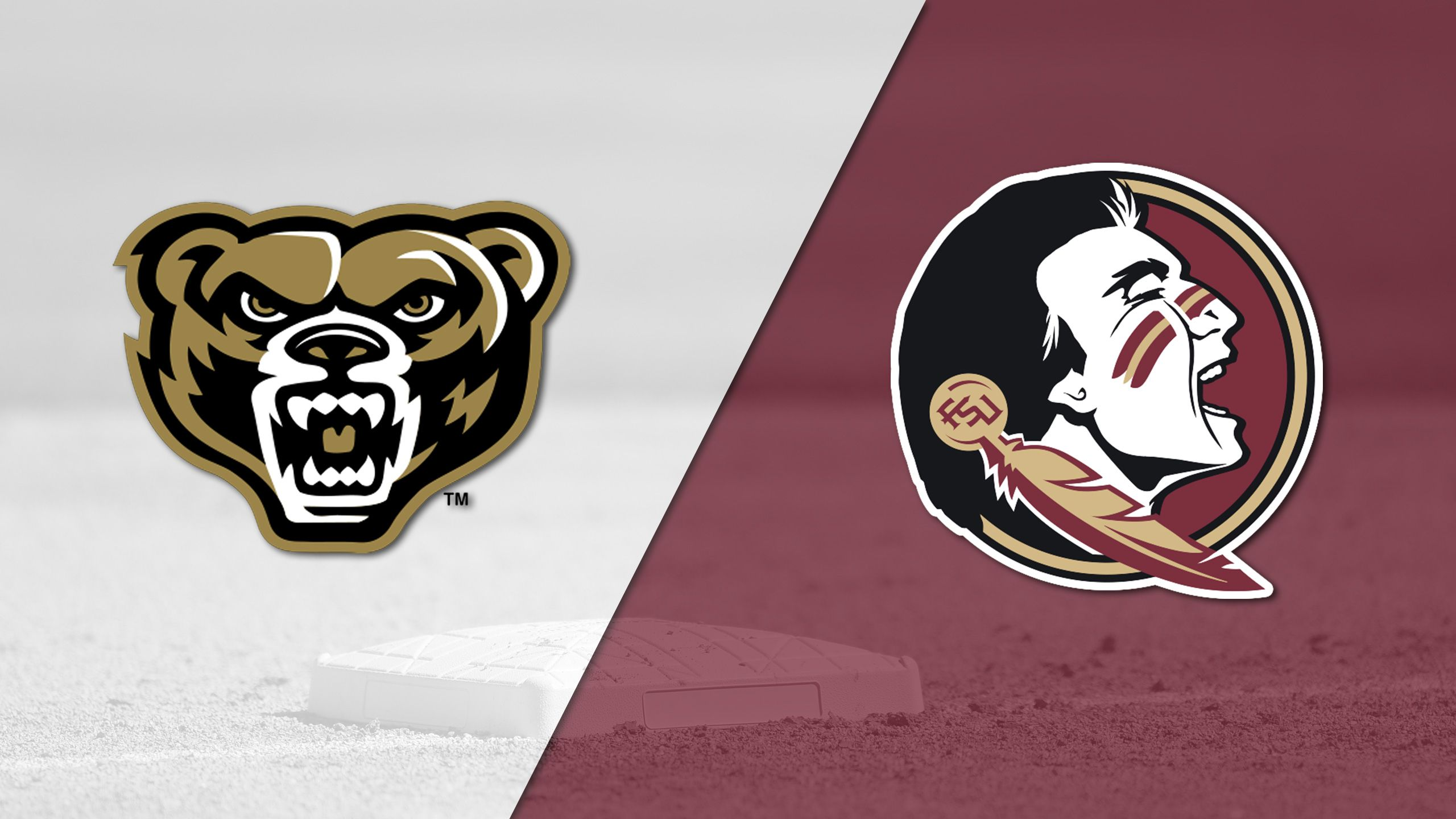 Oakland vs. #5 Florida State (Baseball)