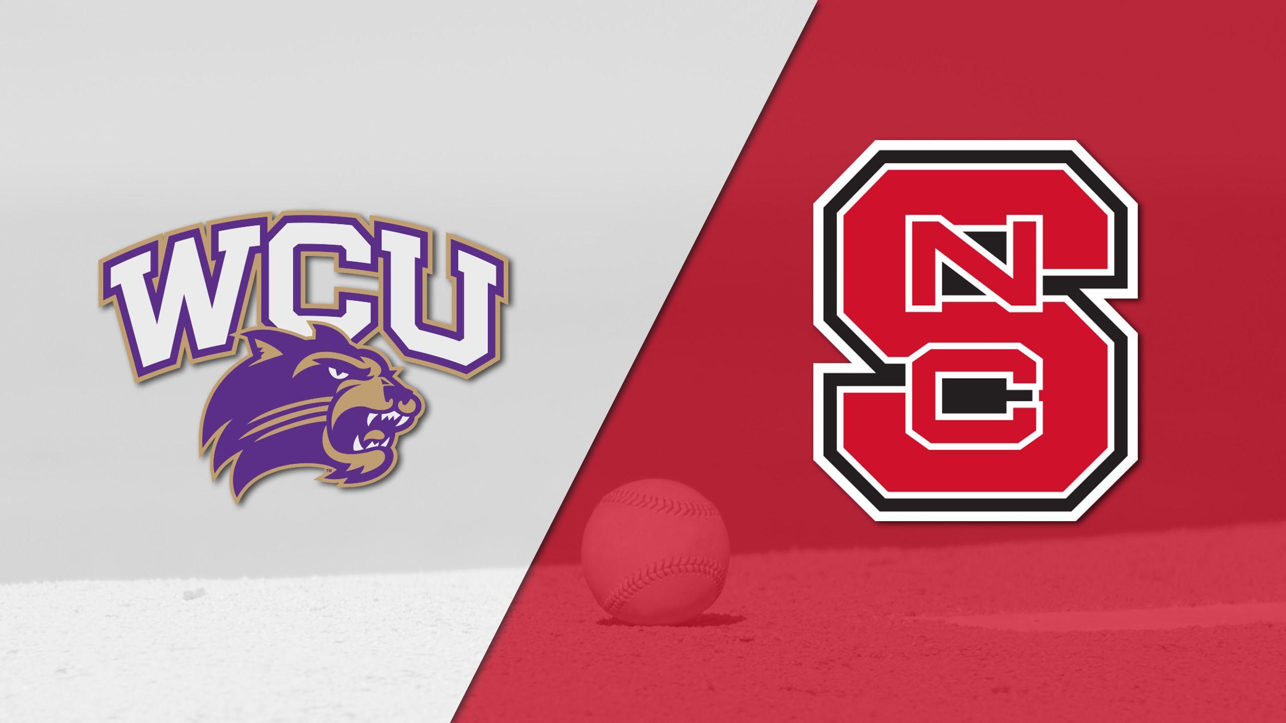Western Carolina vs. NC State (Baseball)