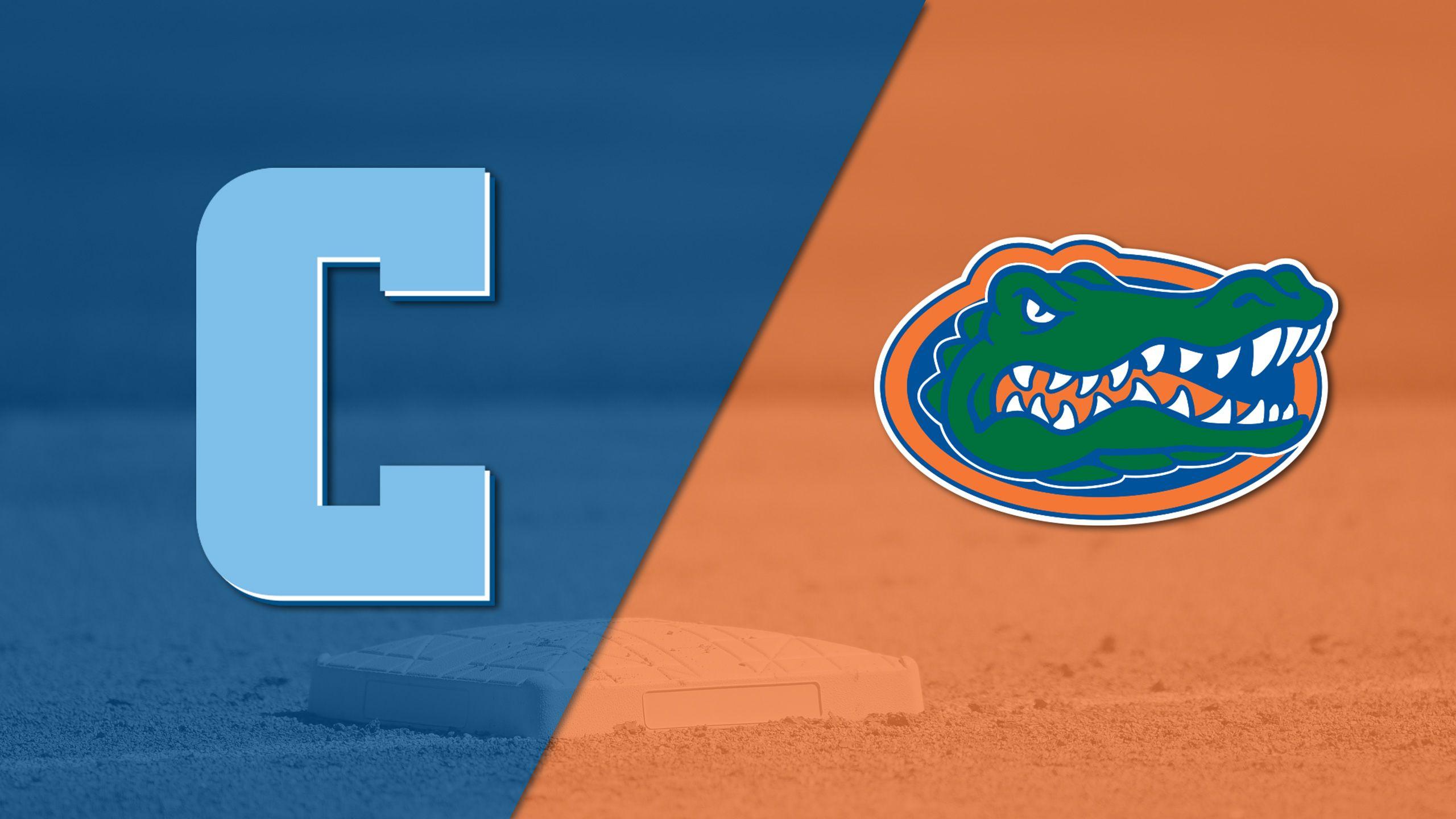 Columbia vs. #2 Florida (Baseball)
