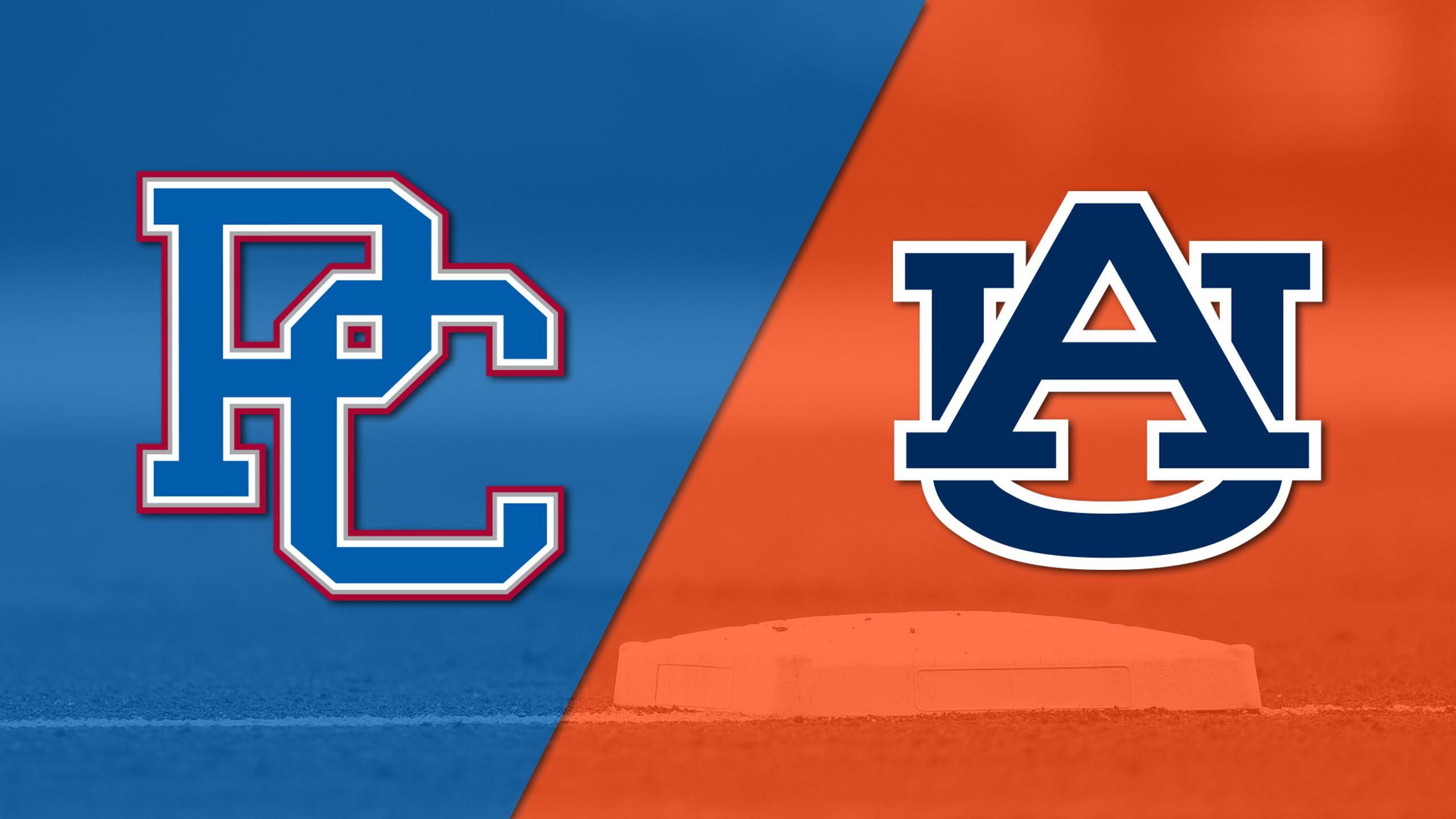 Presbyterian vs. Auburn (Baseball)