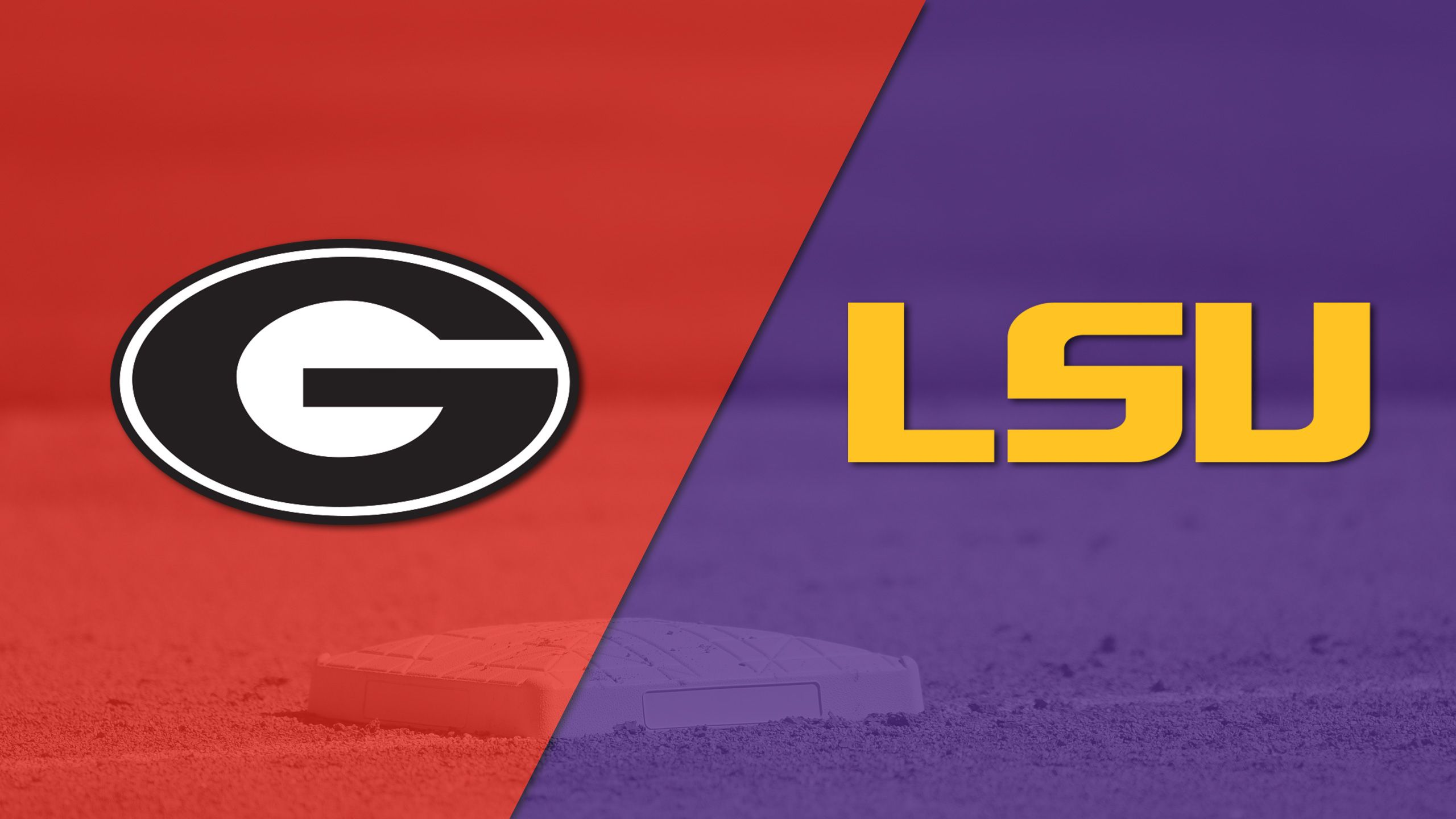 Georgia vs. #7 LSU (Baseball)