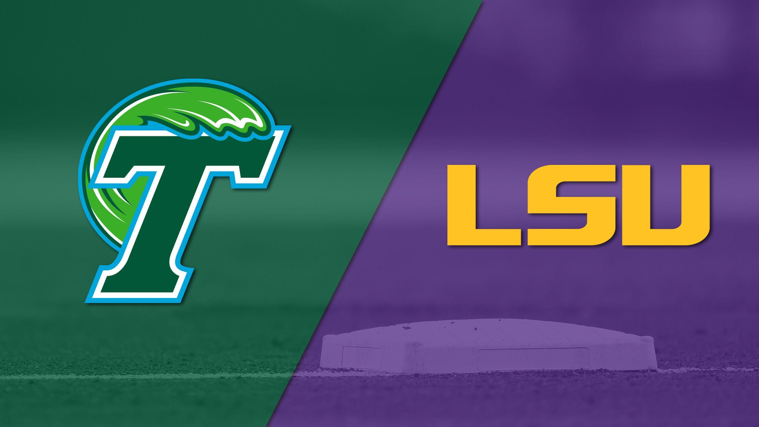 Tulane vs. #8 LSU (Baseball)