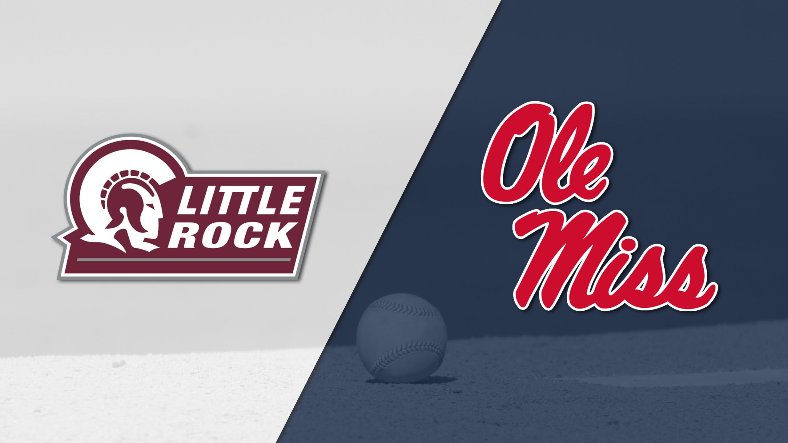Arkansas-Little Rock vs. #22 Ole Miss (Baseball)