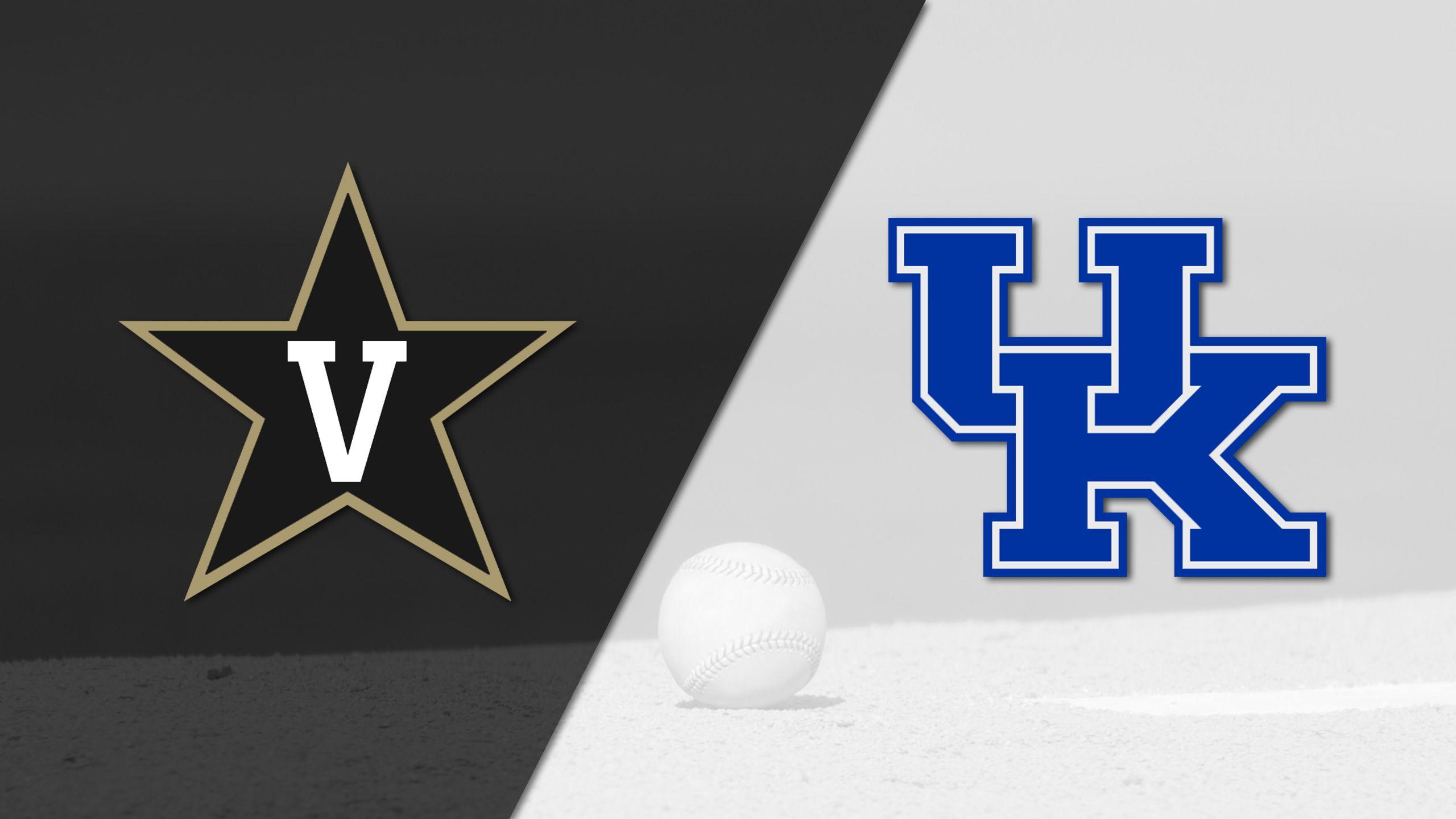 Vanderbilt vs. #19 Kentucky (Baseball)