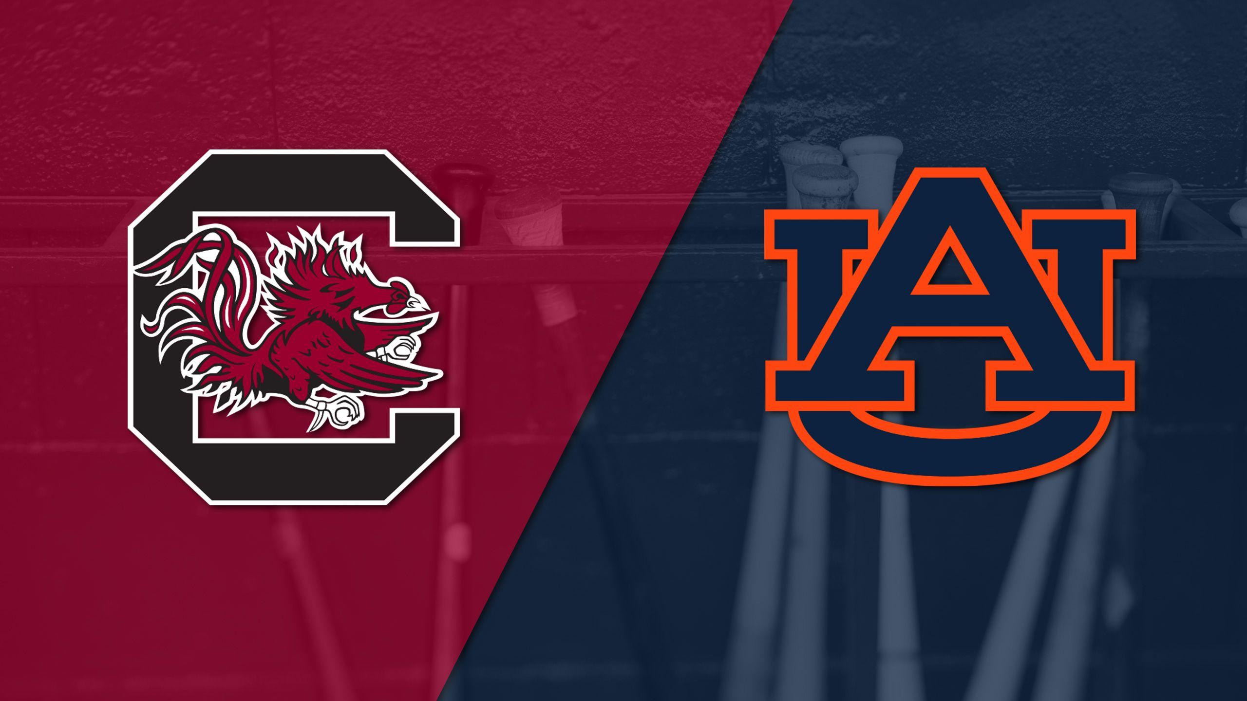 #6 South Carolina vs. #17 Auburn (Baseball)