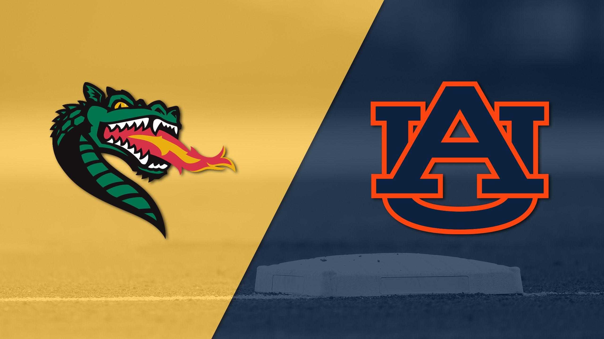 UAB vs. Auburn (Baseball)