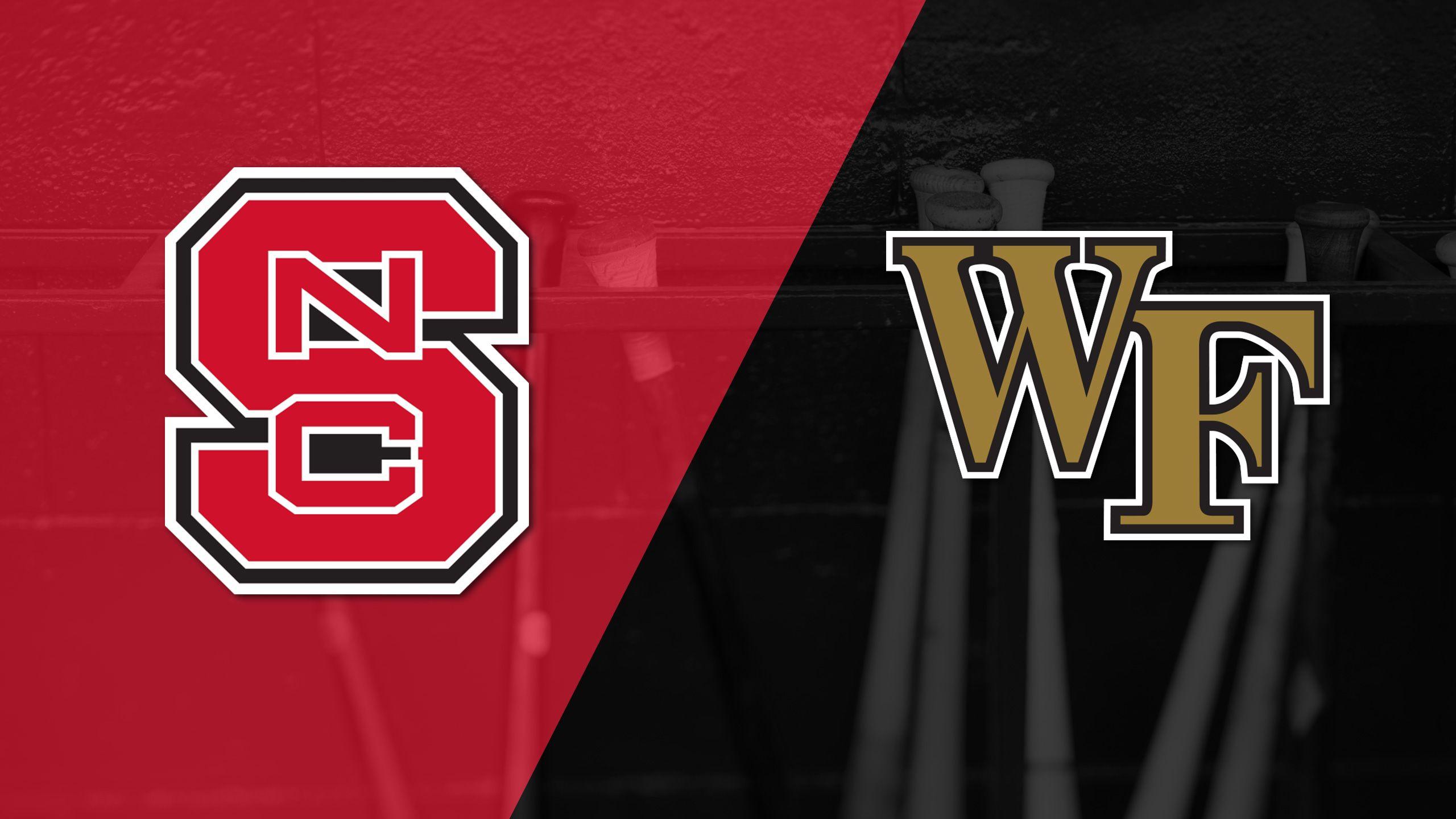 NC State vs. Wake Forest (Baseball)
