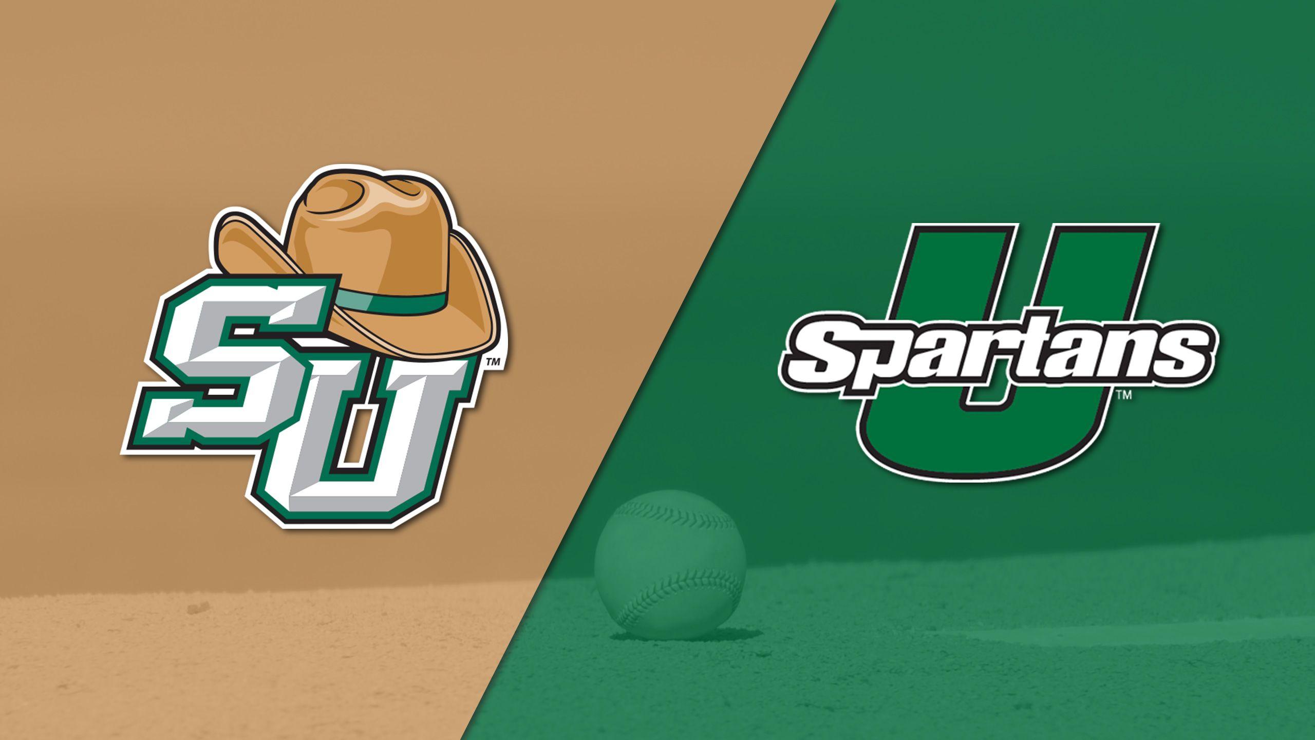 Stetson vs. USC Upstate (Baseball)