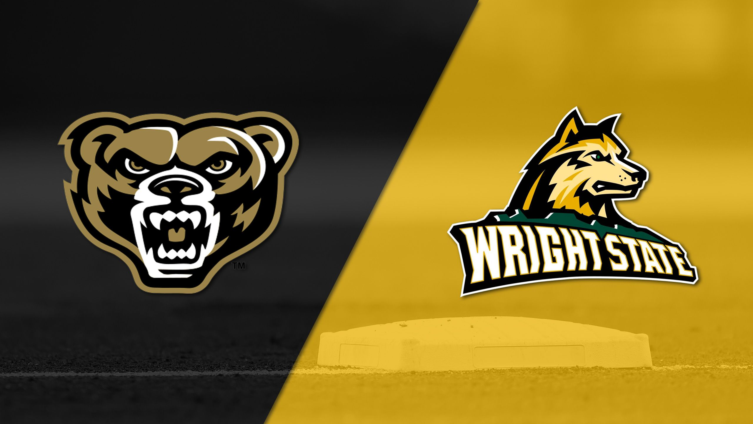 Oakland vs. Wright State (Baseball)