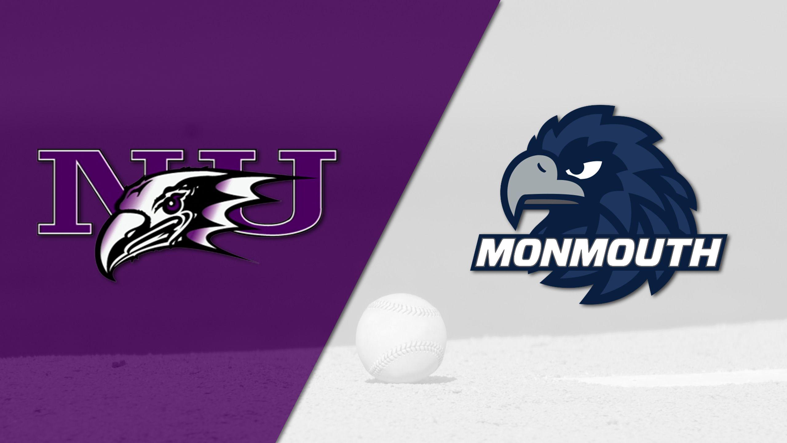 Niagara vs. Monmouth (Baseball)