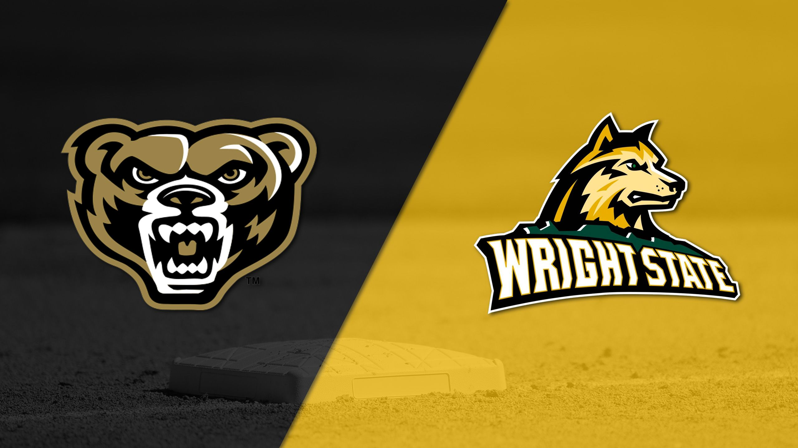 Oakland vs. Wright State (Baseball)