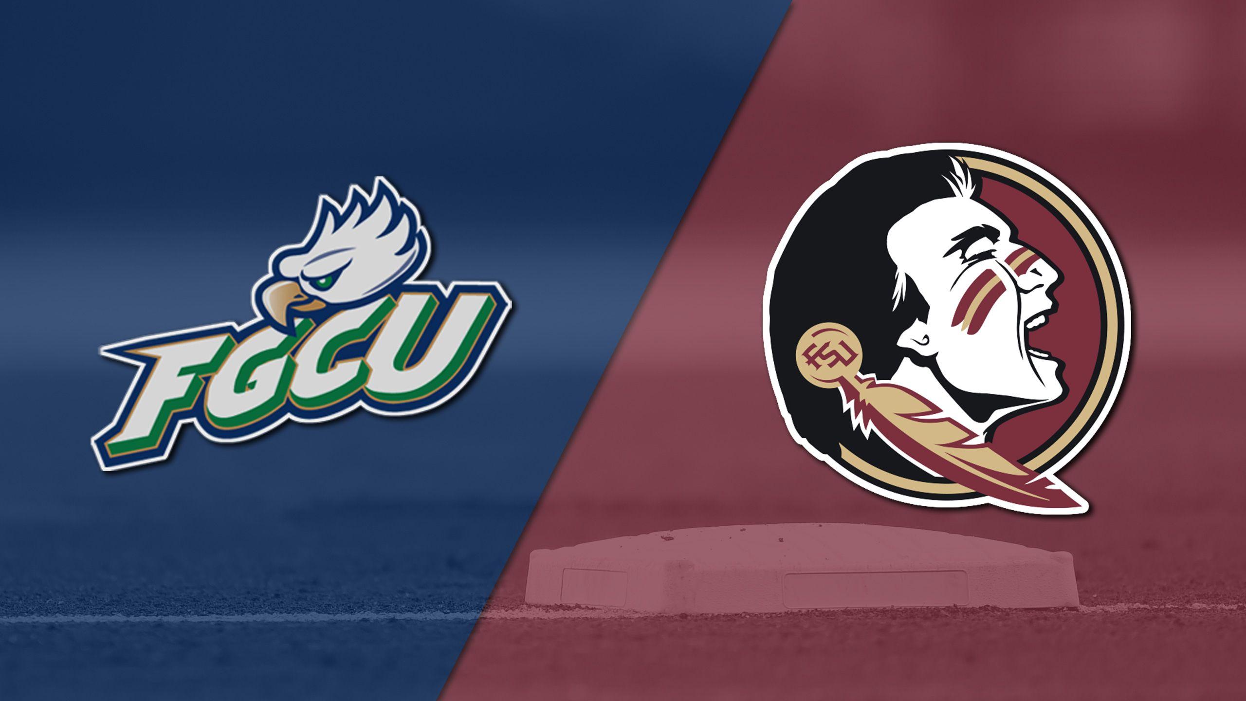 #17 Florida Gulf Coast vs. #19 Florida State (Baseball)