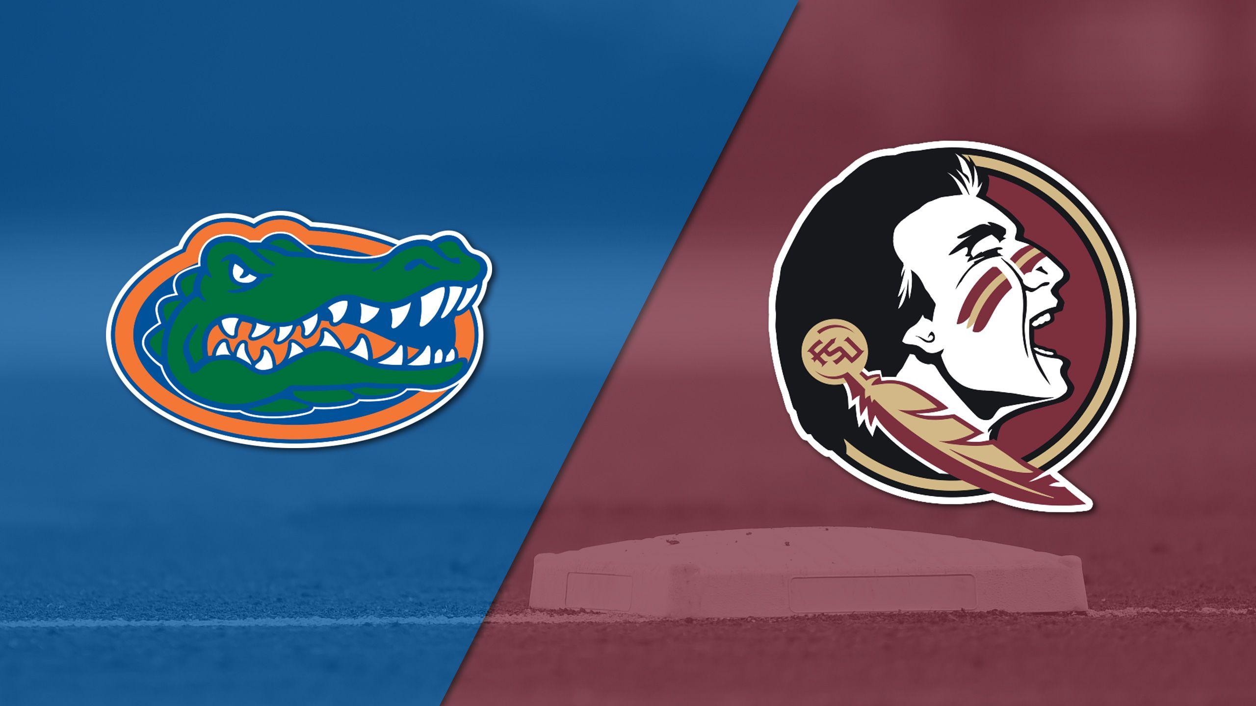 #10 Florida vs. #25 Florida State (Baseball)