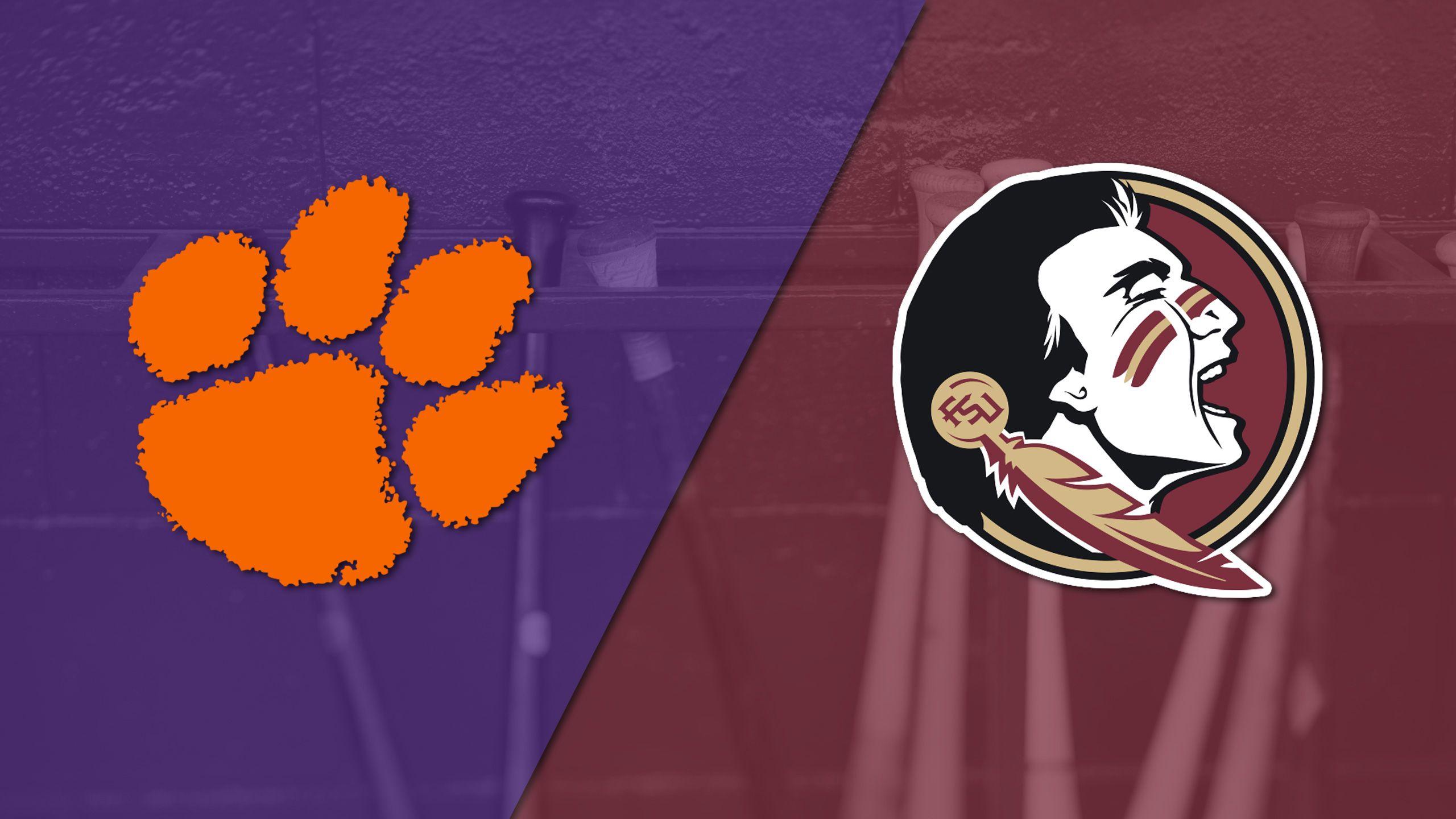 #4 Clemson vs. #25 Florida State (Baseball)