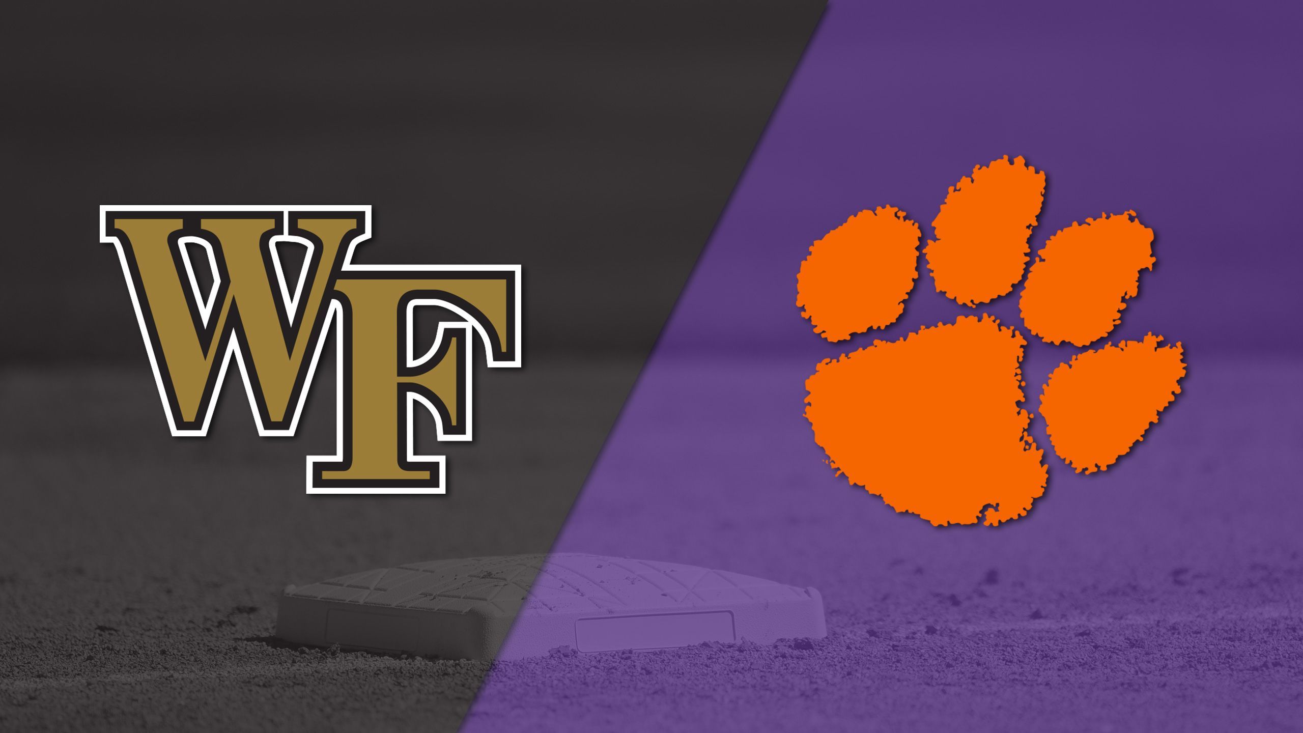 #17 Wake Forest vs. #4 Clemson (Baseball)