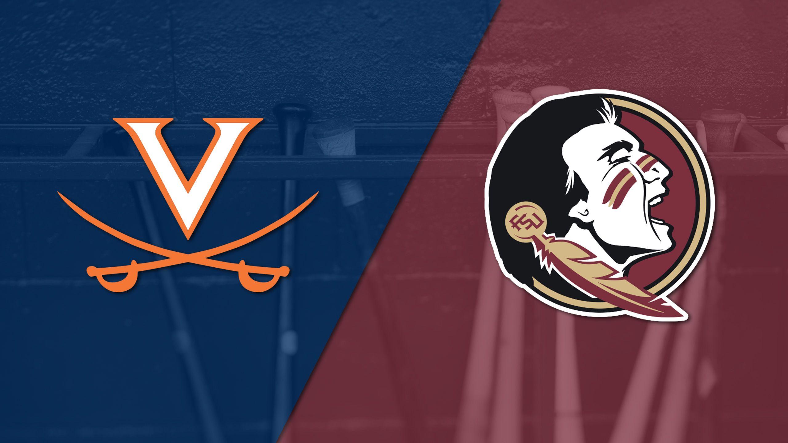 #10 Virginia vs. Florida State (Baseball)