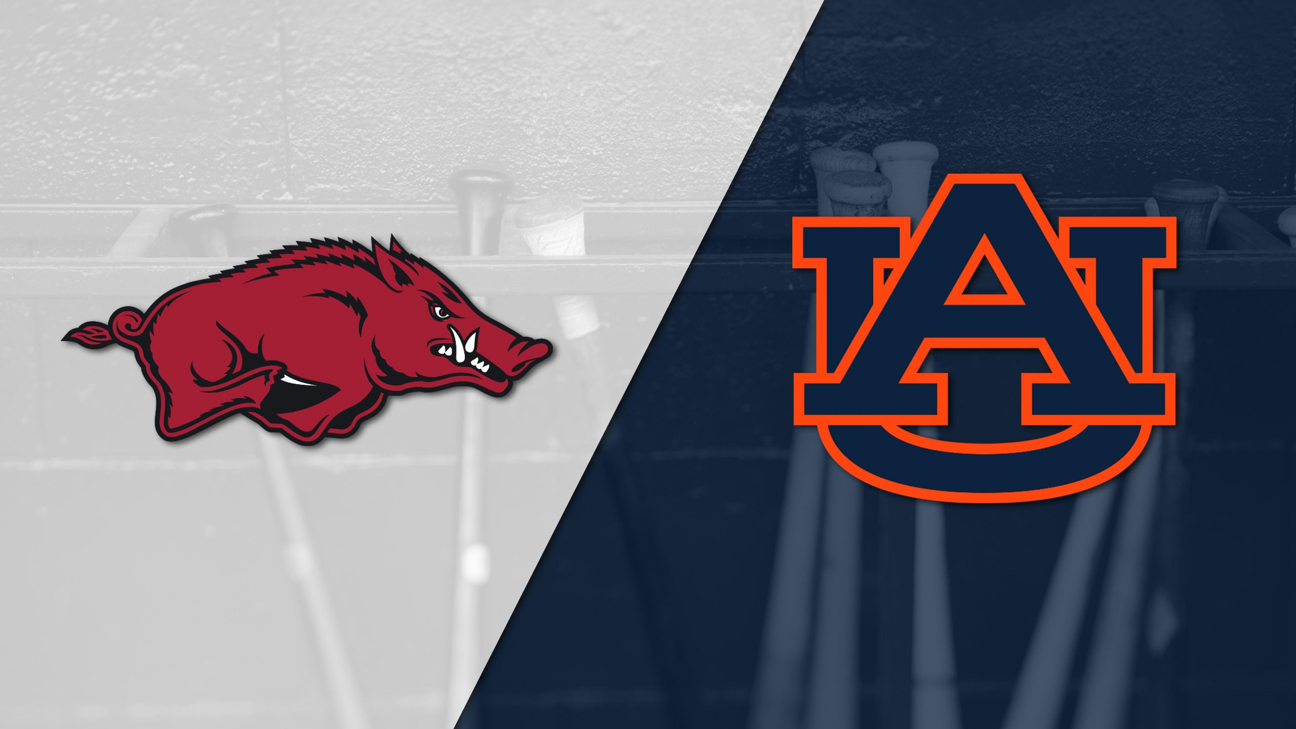#14 Arkansas vs. #12 Auburn (Baseball)
