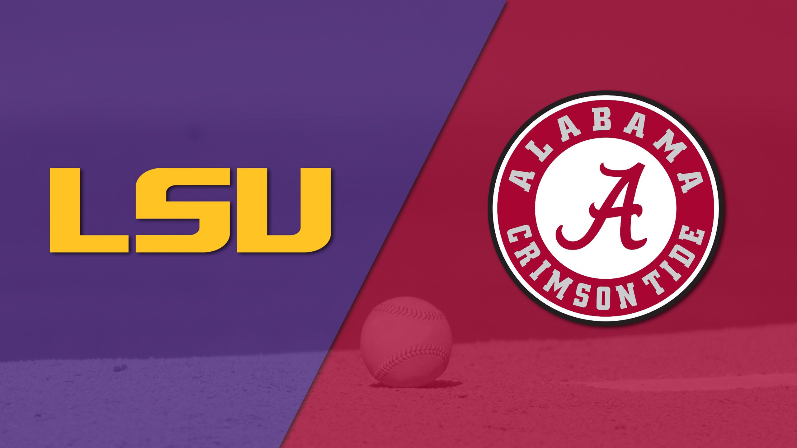 #11 LSU vs. Alabama (Baseball)