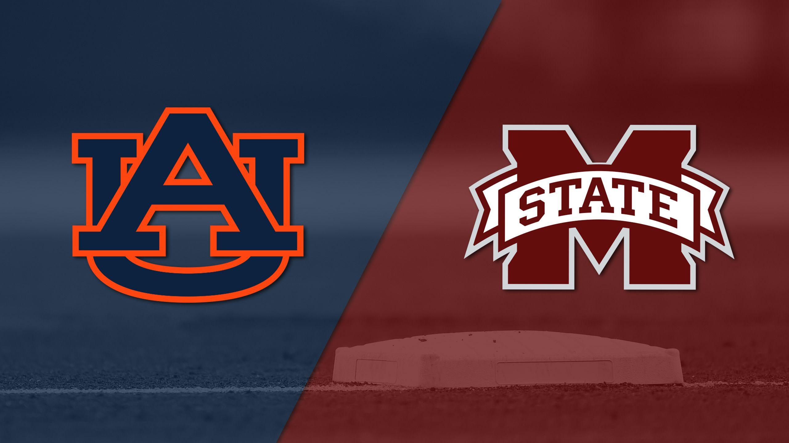 #9 Auburn vs. #13 Mississippi State (Baseball)