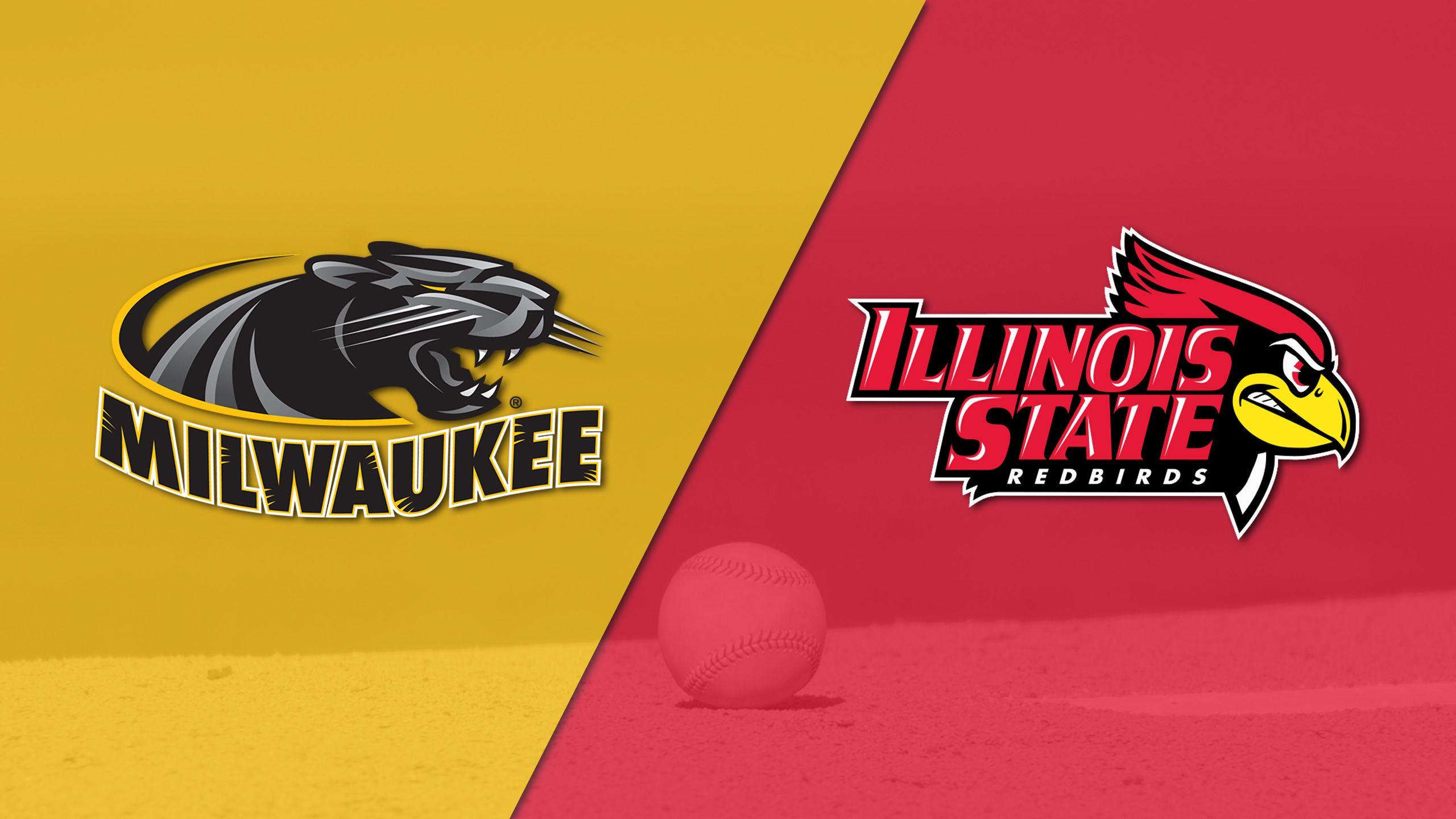 Milwaukee vs. Illinois State (Baseball)