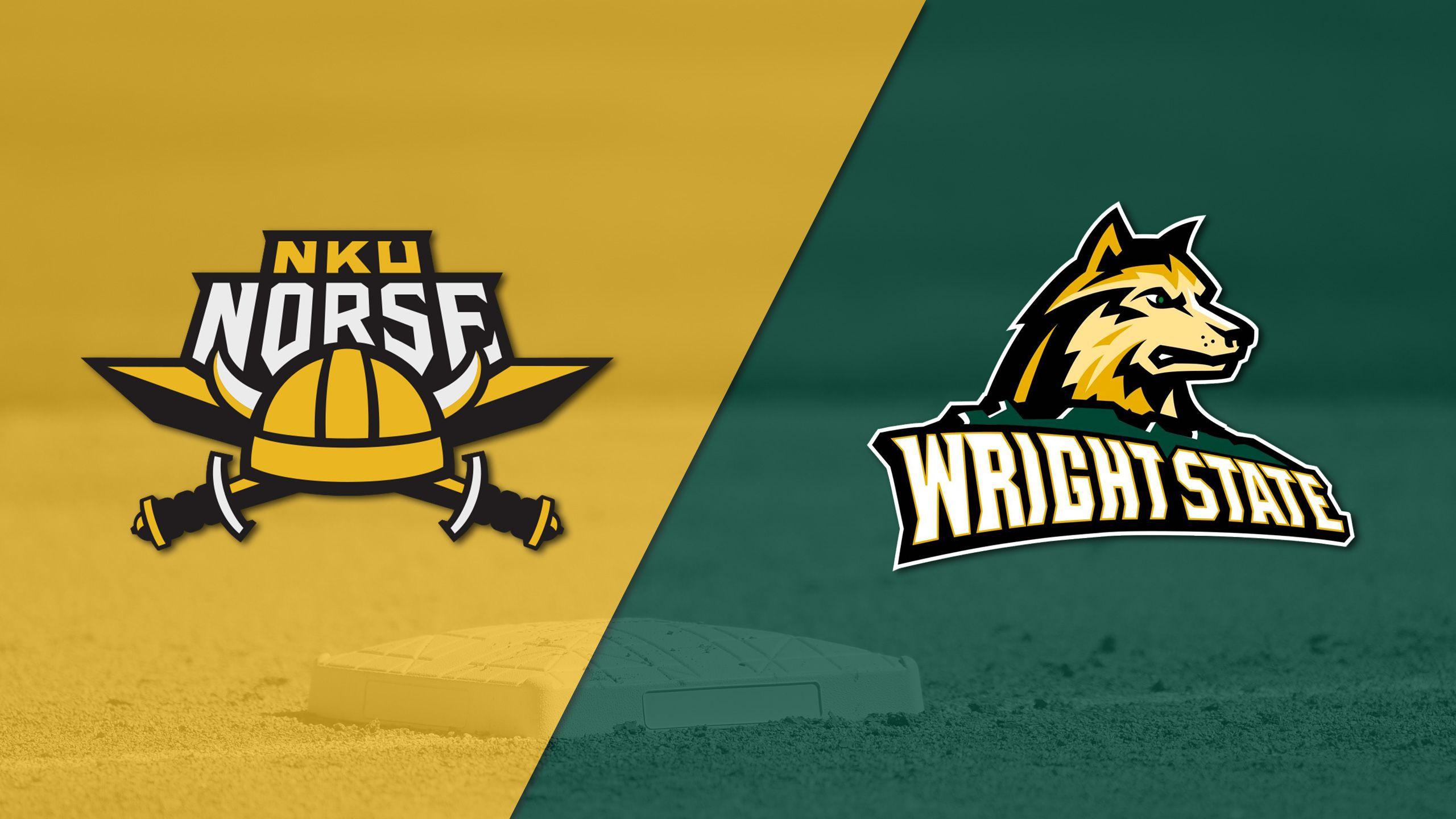 Northern Kentucky vs. Wright State (Baseball)