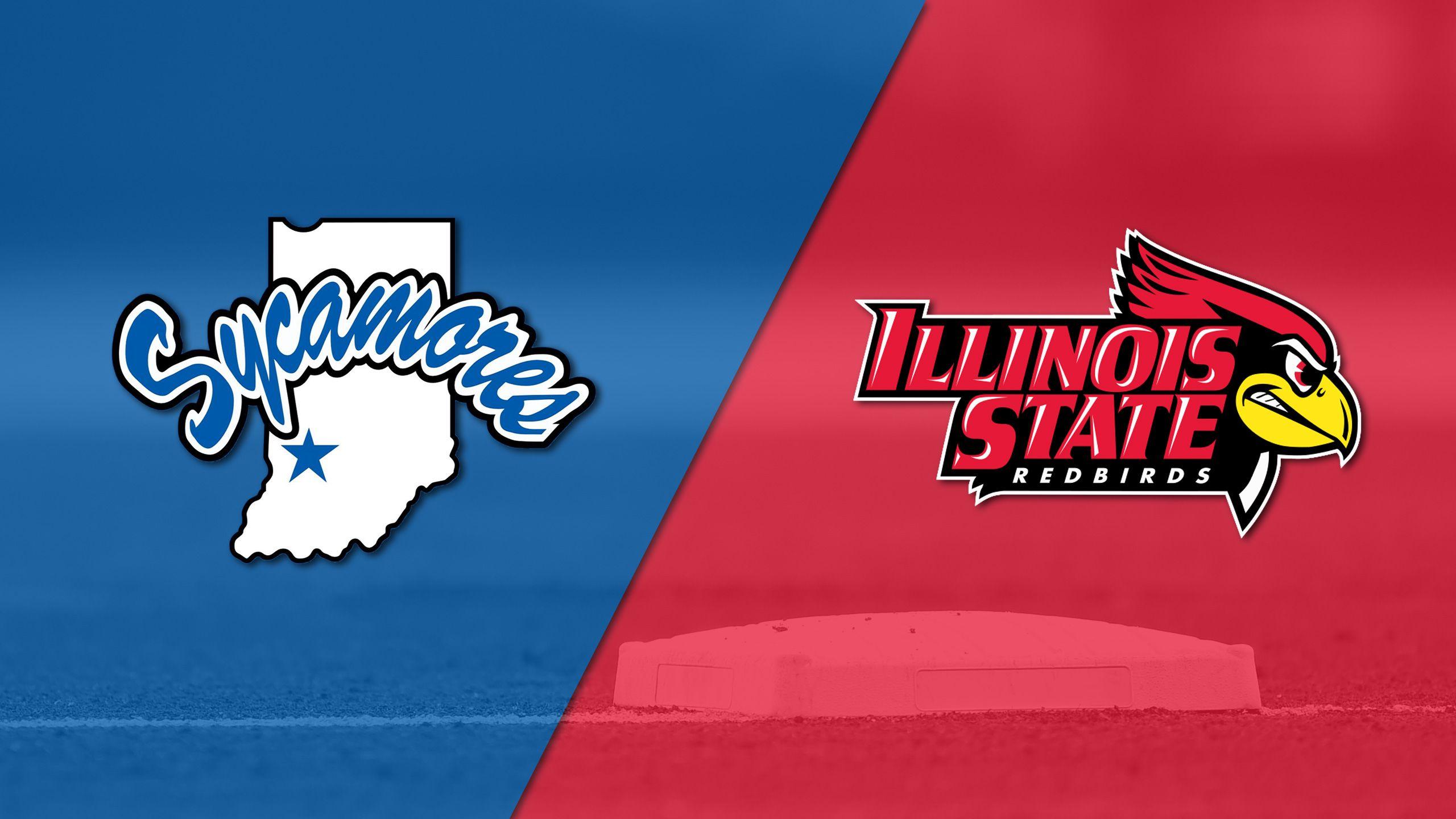 Indiana State vs. Illinois State (Baseball)
