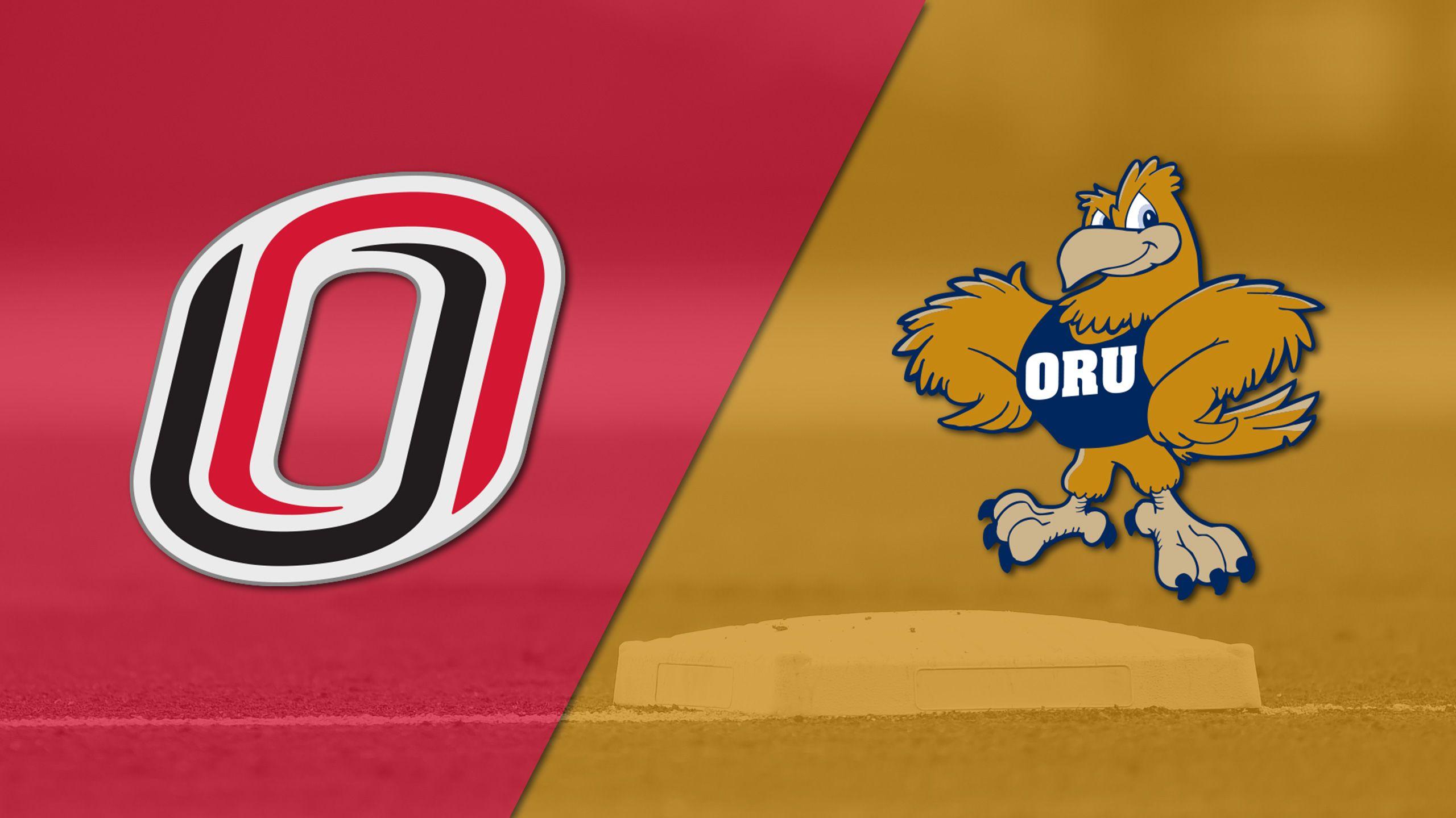 Omaha vs. Oral Roberts (Baseball)