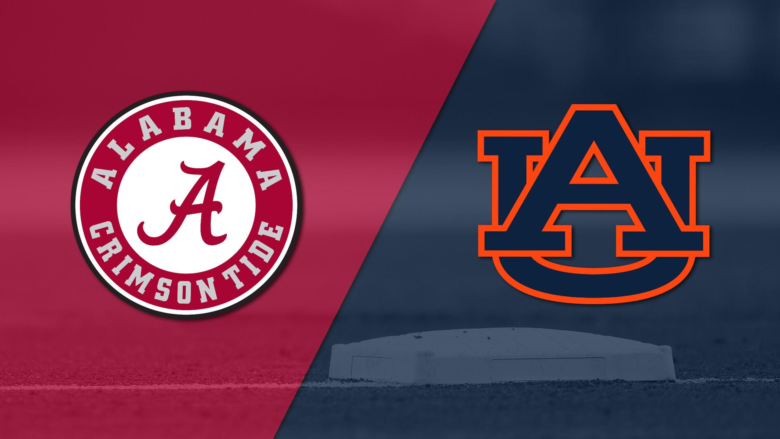 Alabama vs. #9 Auburn (Baseball)