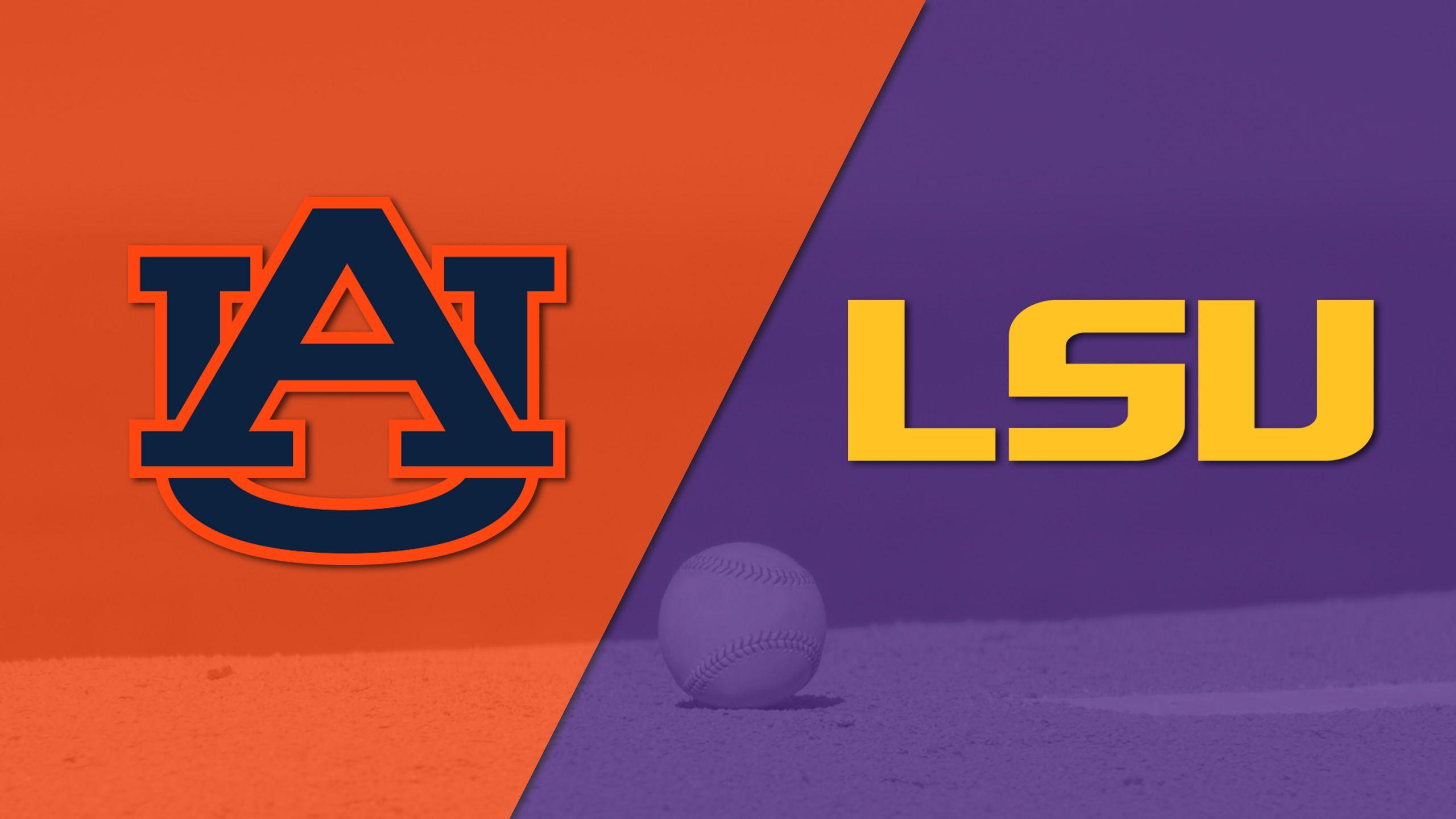 #14 Auburn vs. #11 LSU (Baseball)
