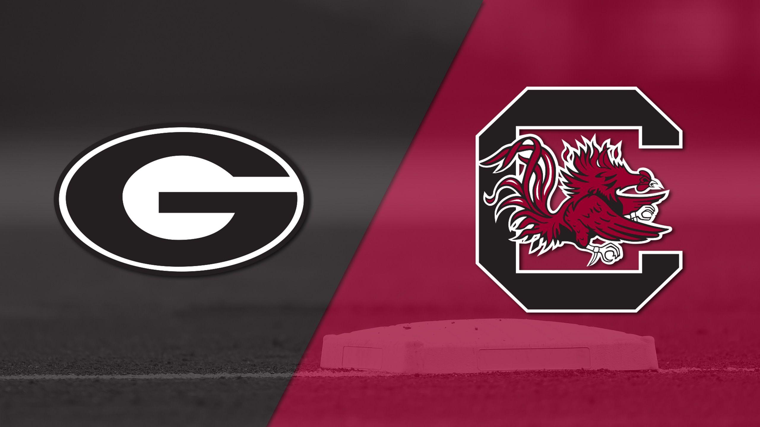 Georgia vs. South Carolina (Baseball)