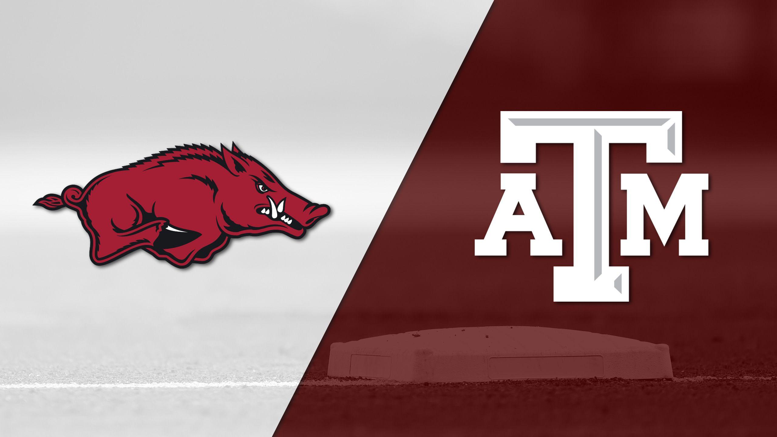 #16 Arkansas vs. #22 Texas A&M (Baseball)