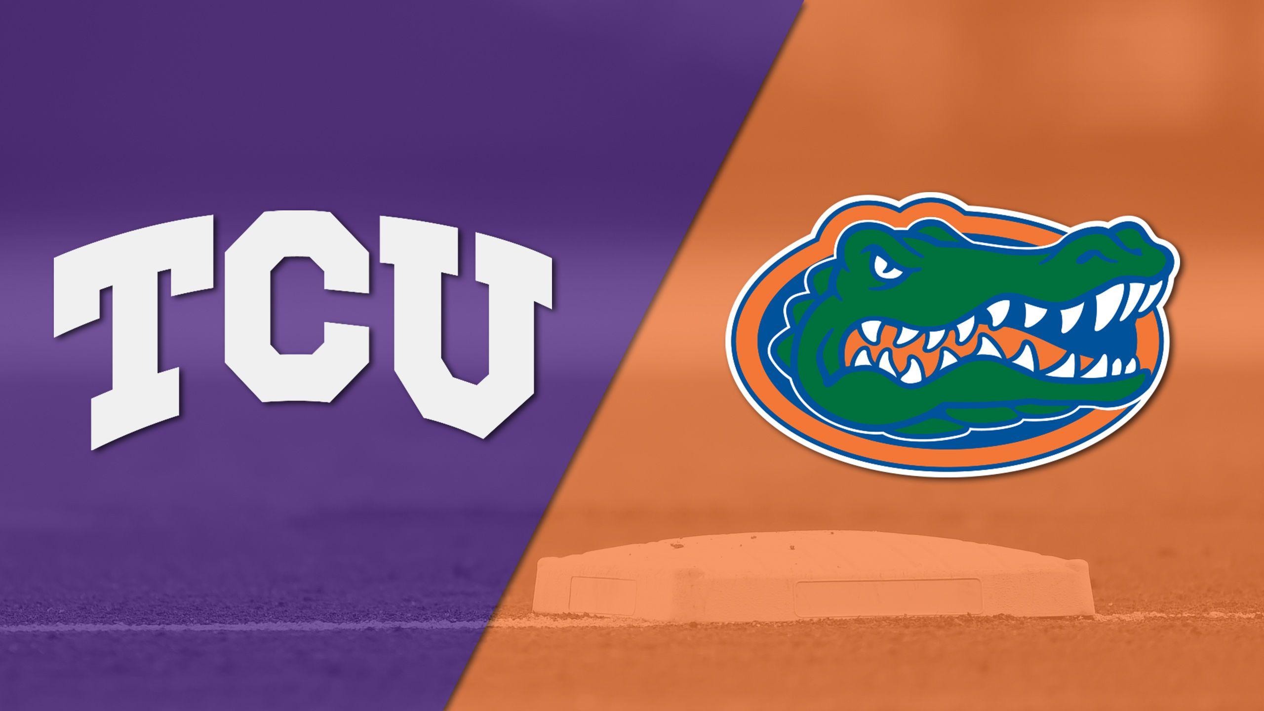 #6 TCU vs. #3 Florida (Game 12) (College World Series)